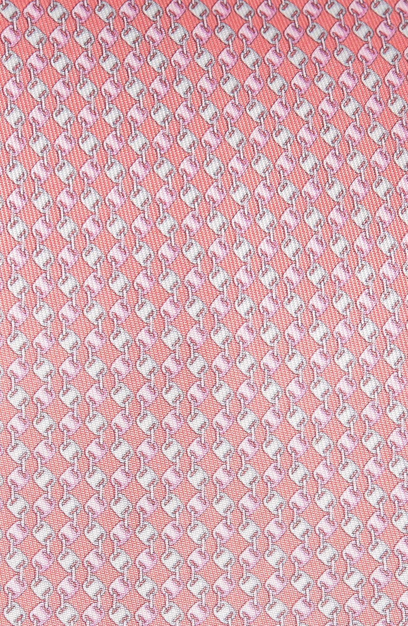 Oara Print Silk Tie,                             Alternate thumbnail 5, color,