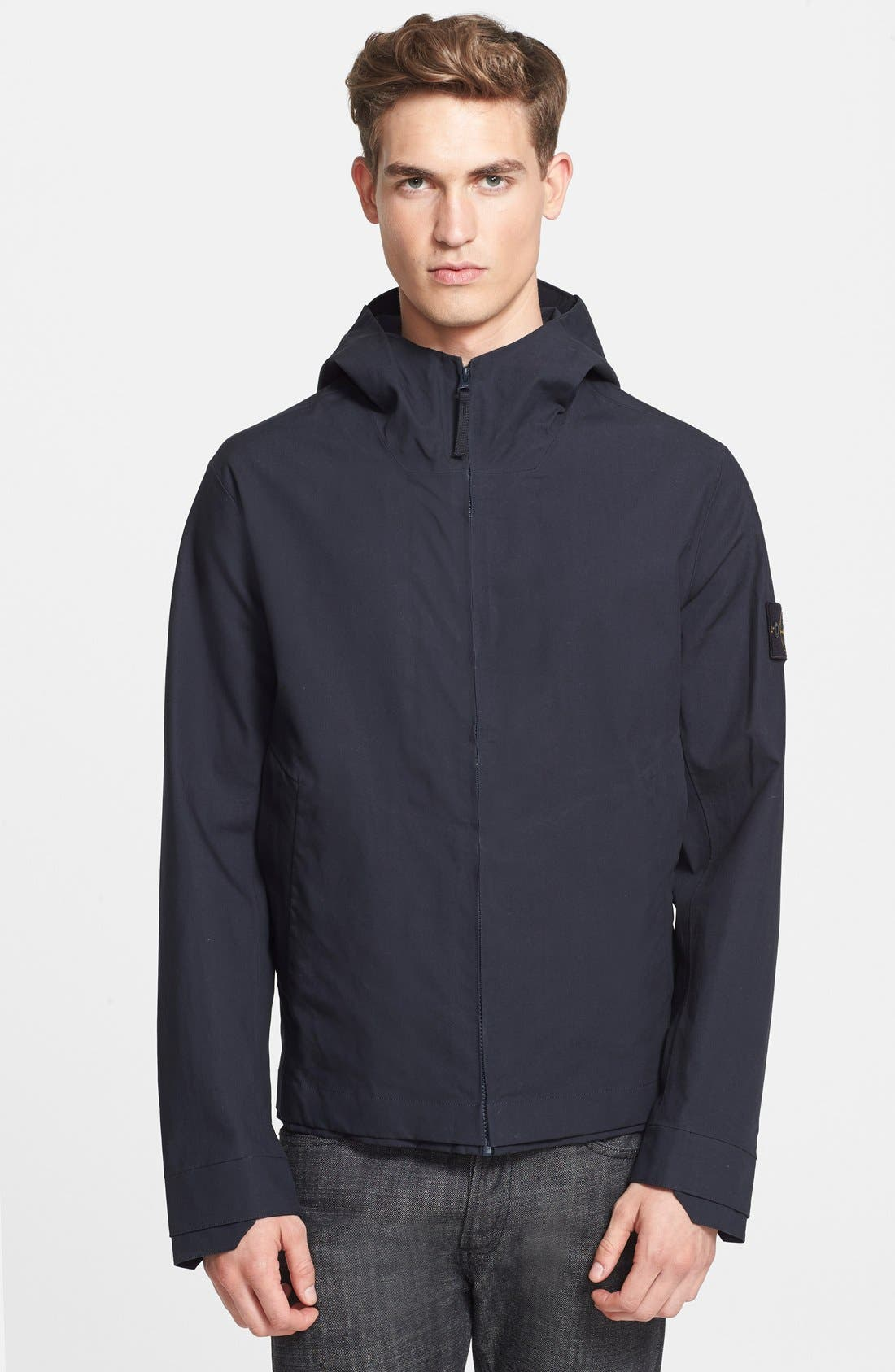 '3L Performance' Hooded Jacket, Main, color, 410
