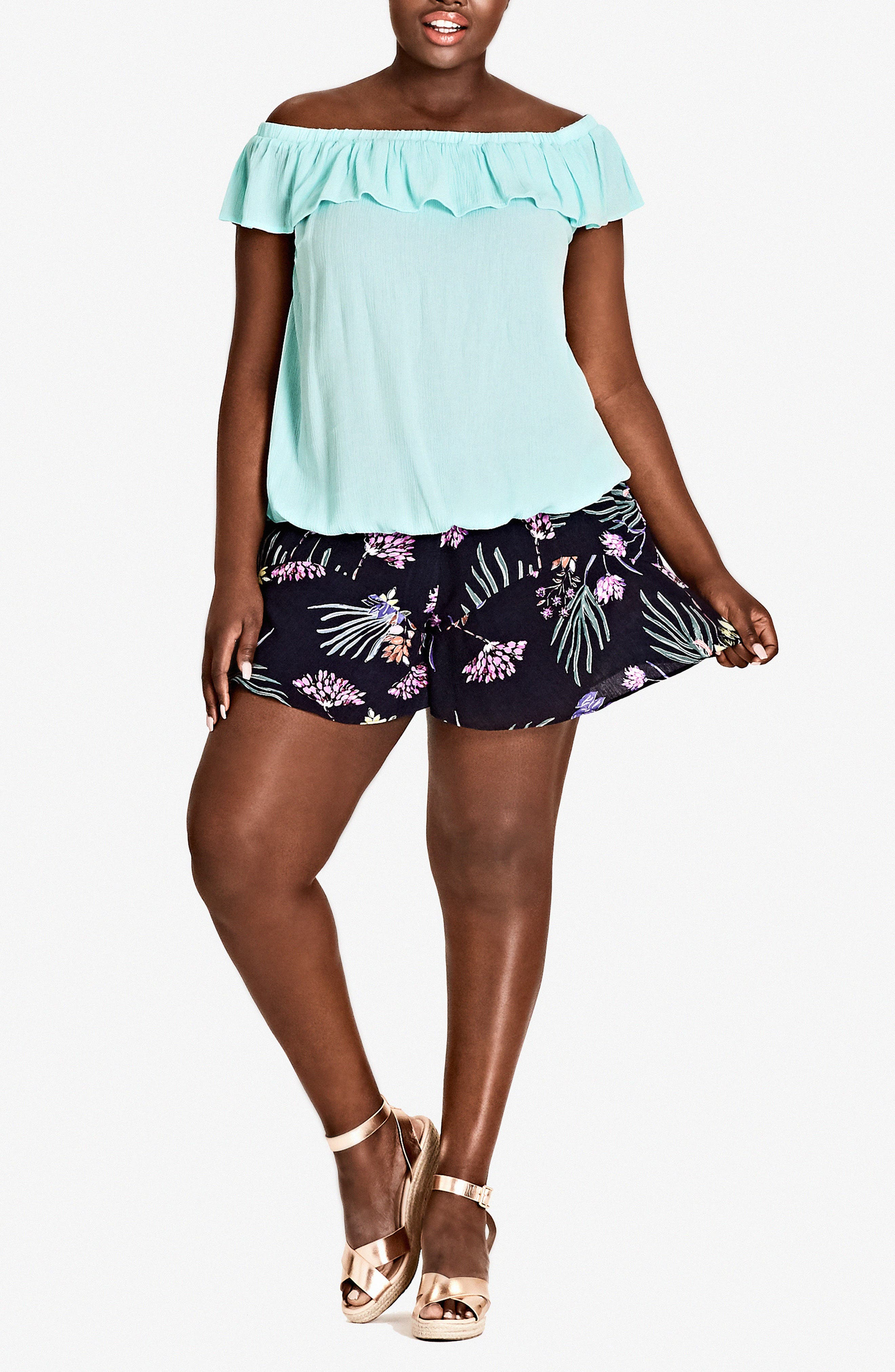 Summer Delight Top,                             Alternate thumbnail 5, color,                             MINT