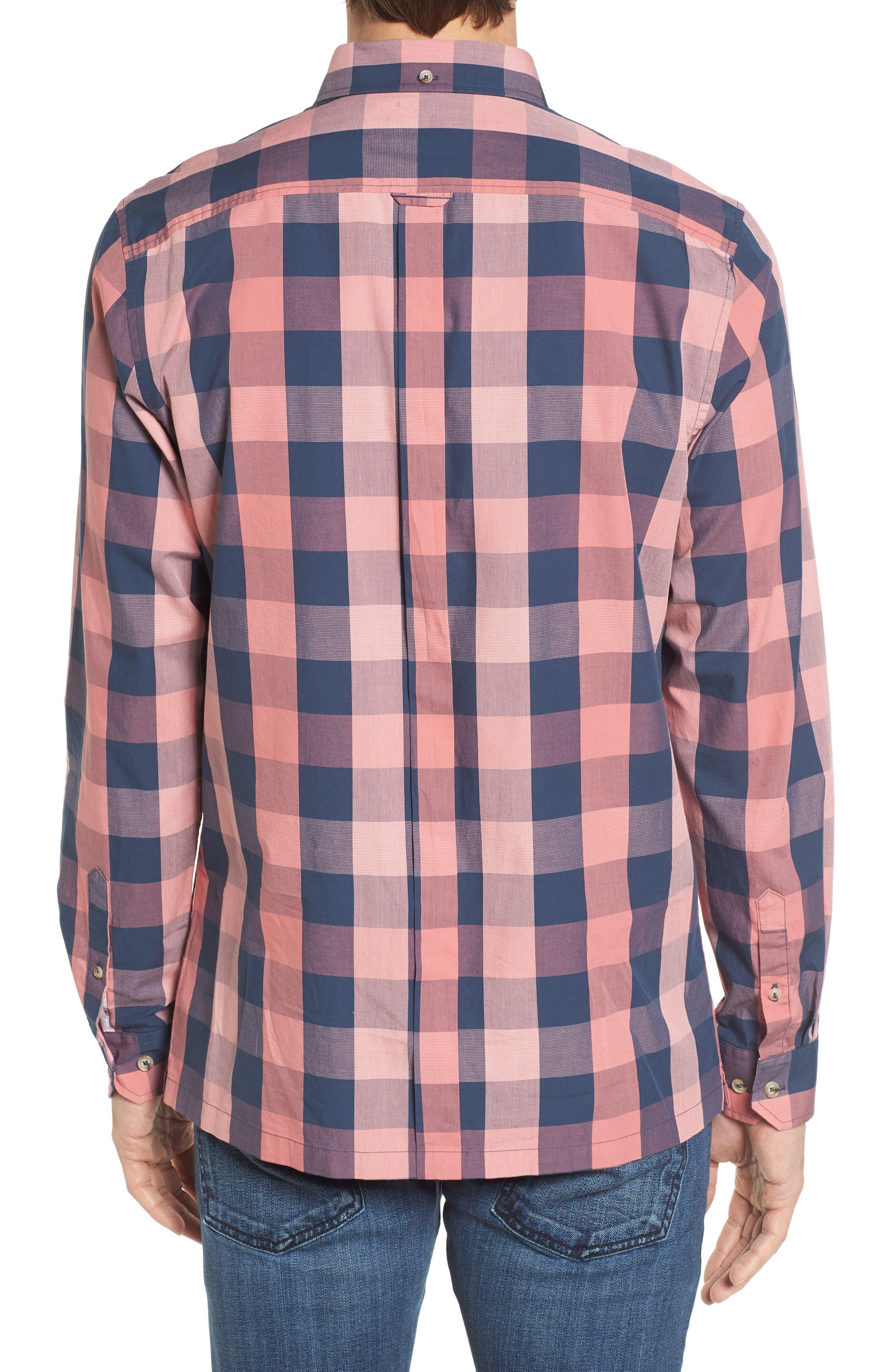 Buffalo Check Woven Shirt,                             Alternate thumbnail 2, color,