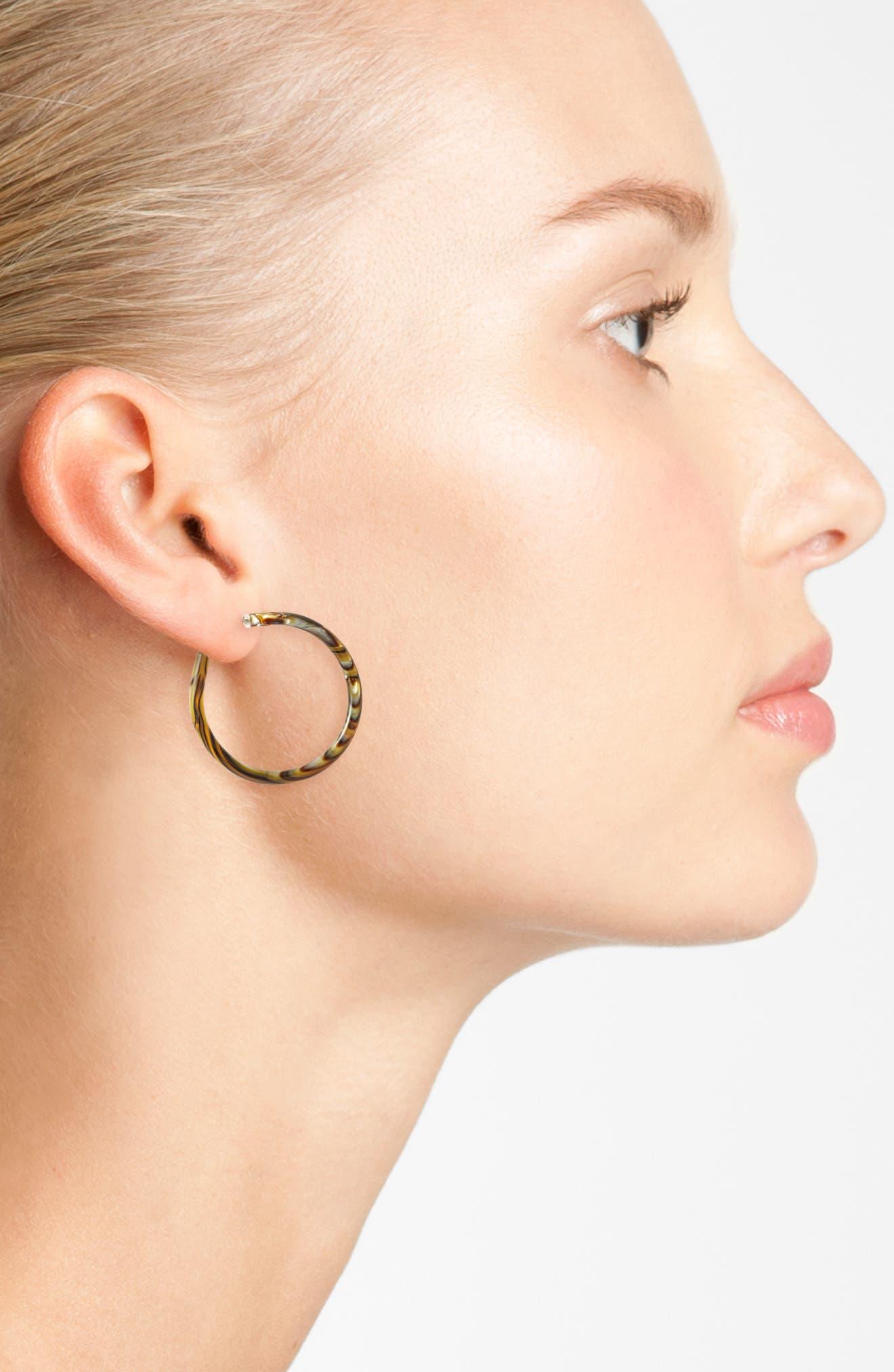 Hoop Earrings,                             Alternate thumbnail 17, color,
