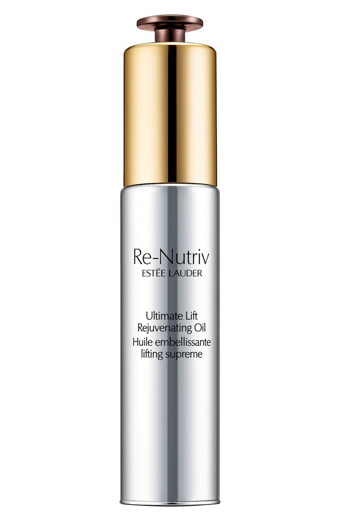 Re-Nutriv Ultimate Lift Rejuvenating Oil,                             Main thumbnail 1, color,                             000