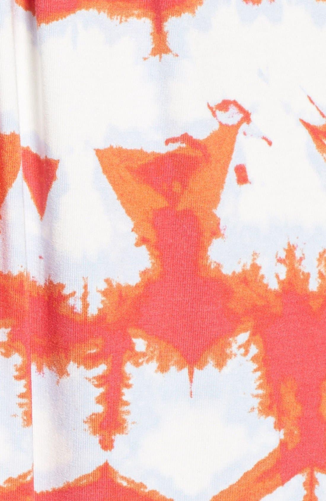 Chloe Empire Waist Maxi Dress,                             Alternate thumbnail 40, color,