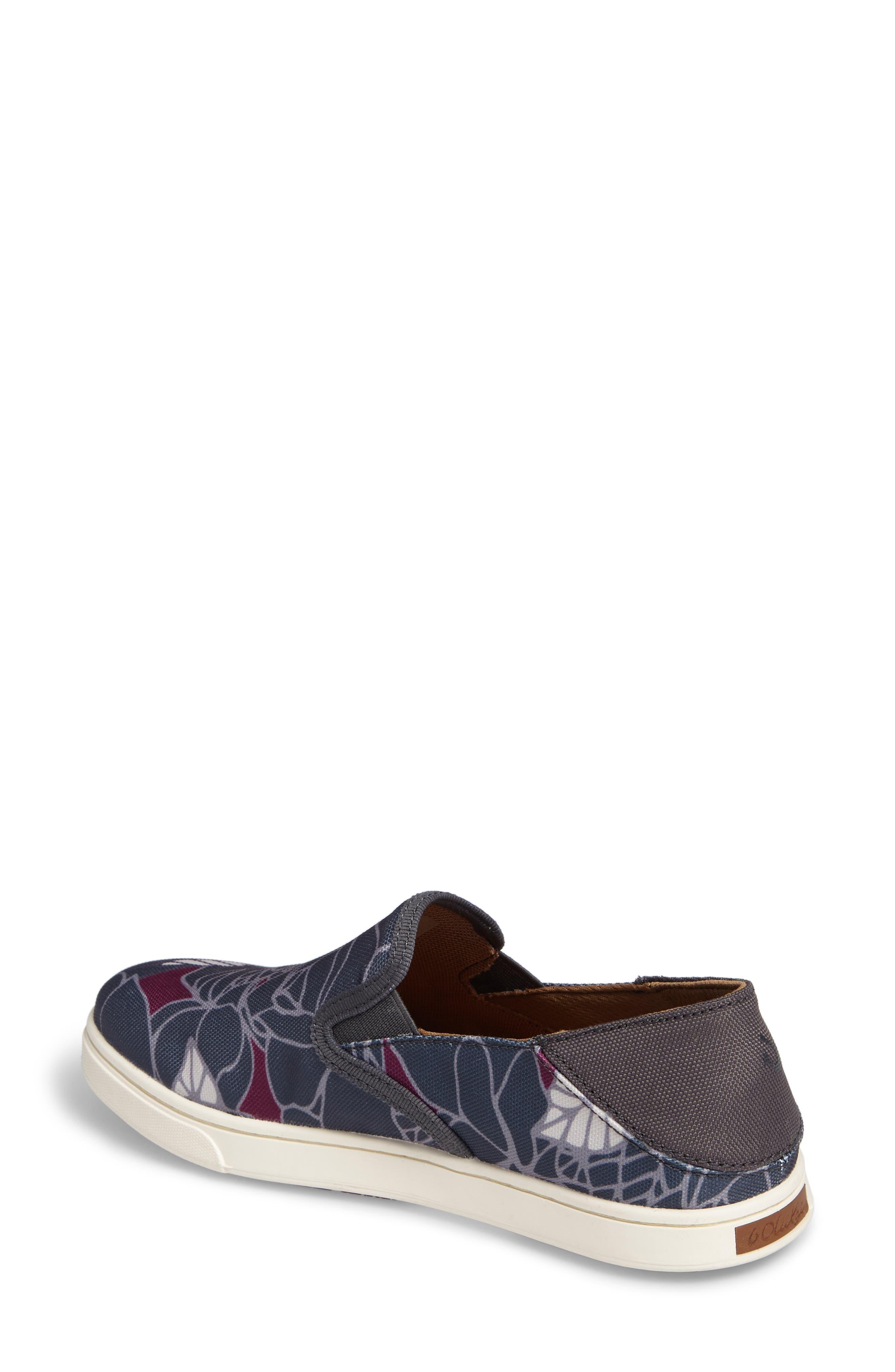 Pehuea Print Slip-On Sneaker,                             Alternate thumbnail 2, color,                             027