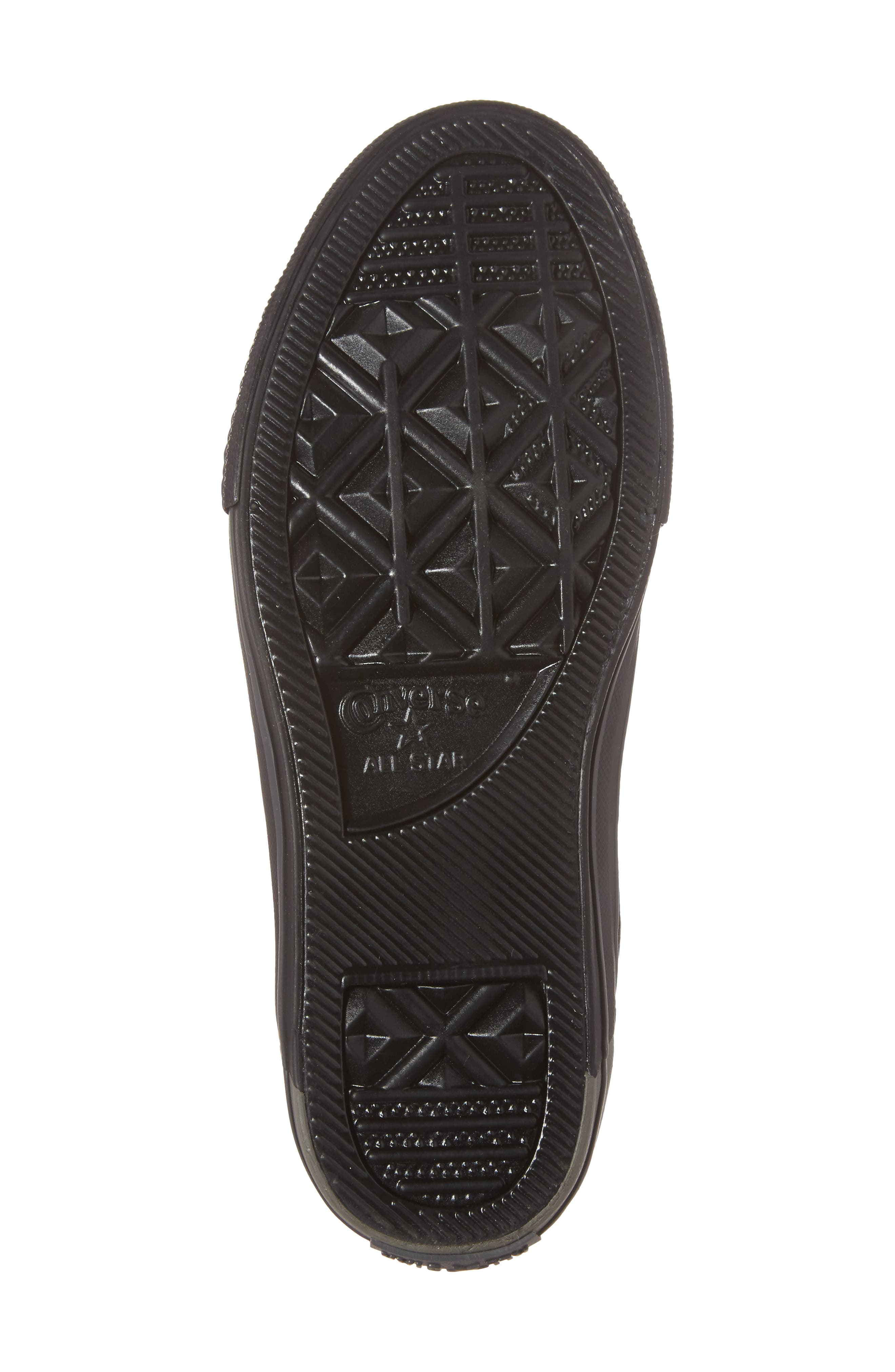 Chuck Taylor<sup>®</sup> All Star<sup>®</sup> Official High Top Sneaker,                             Alternate thumbnail 6, color,                             001