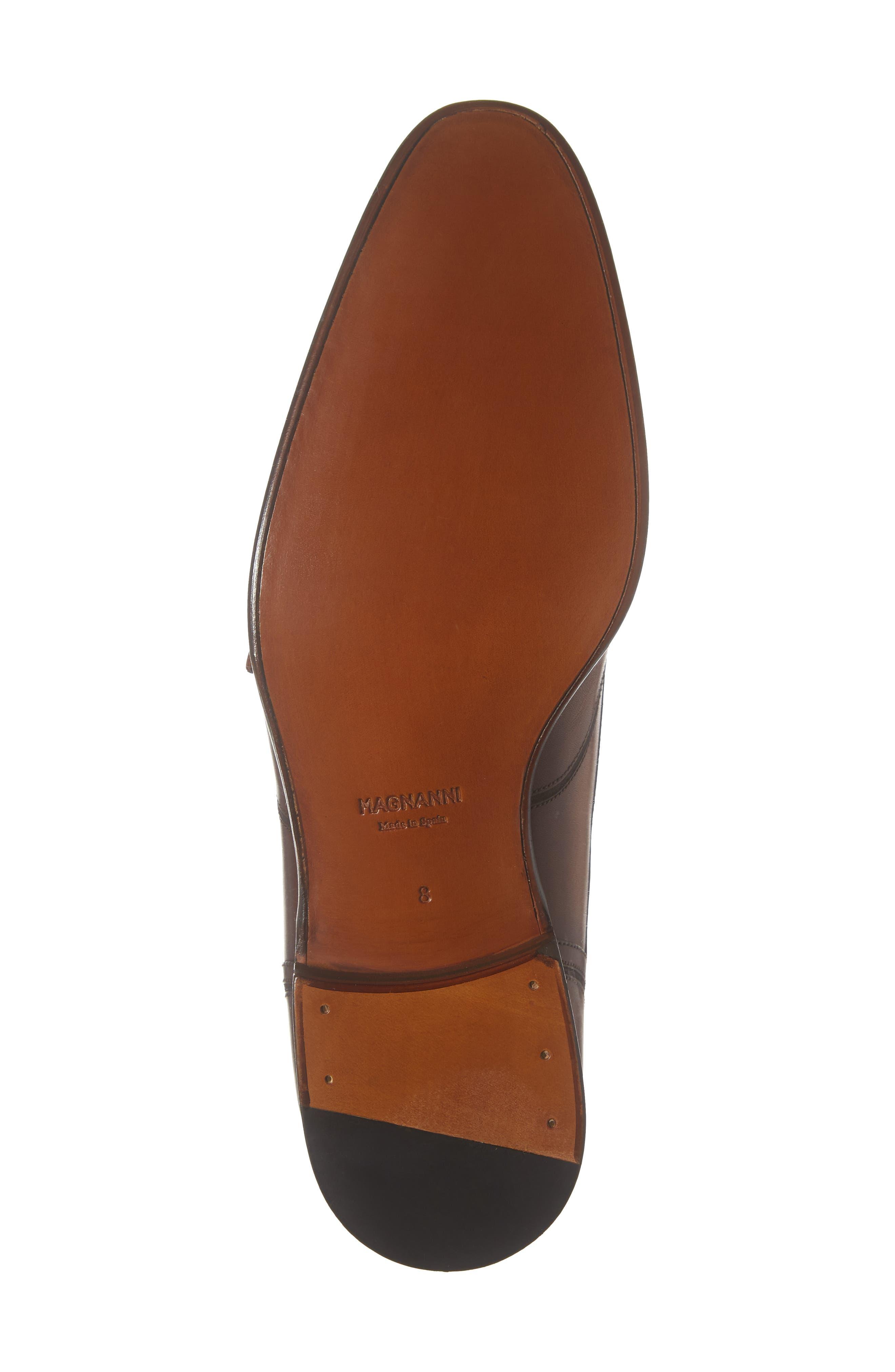 Camden Double Monk Strap Shoe,                             Alternate thumbnail 6, color,                             202