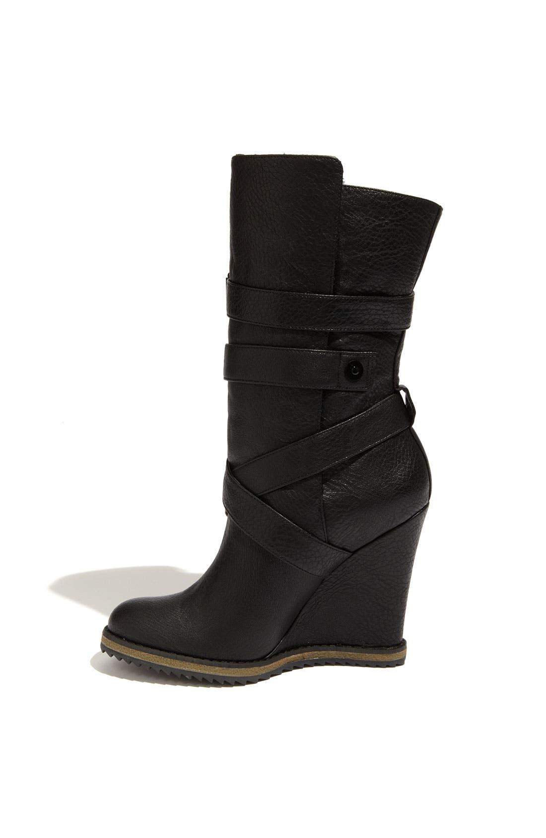 'Teresa' Boot,                             Alternate thumbnail 2, color,                             003