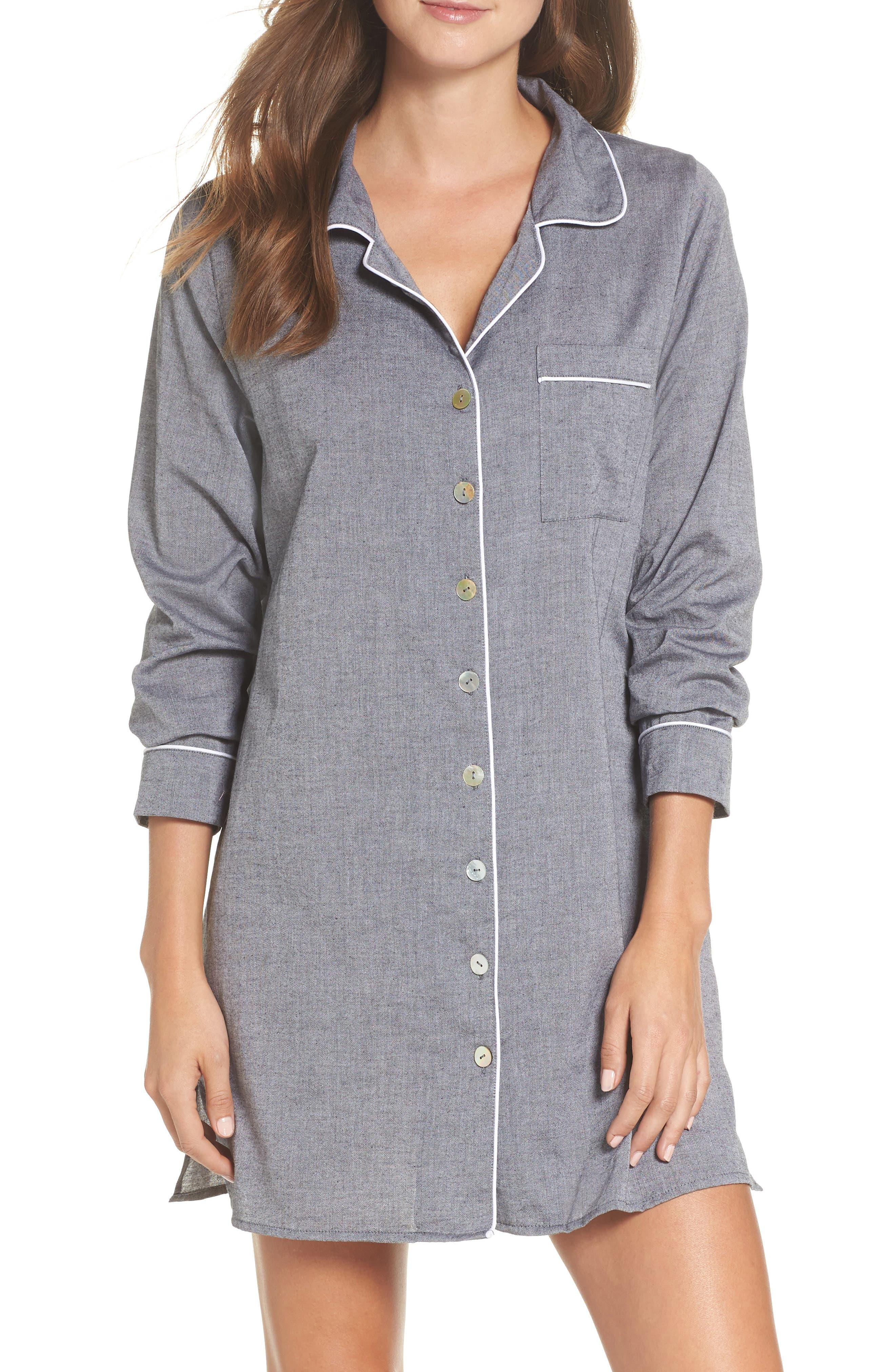 Sleep Shirt,                             Main thumbnail 1, color,                             027