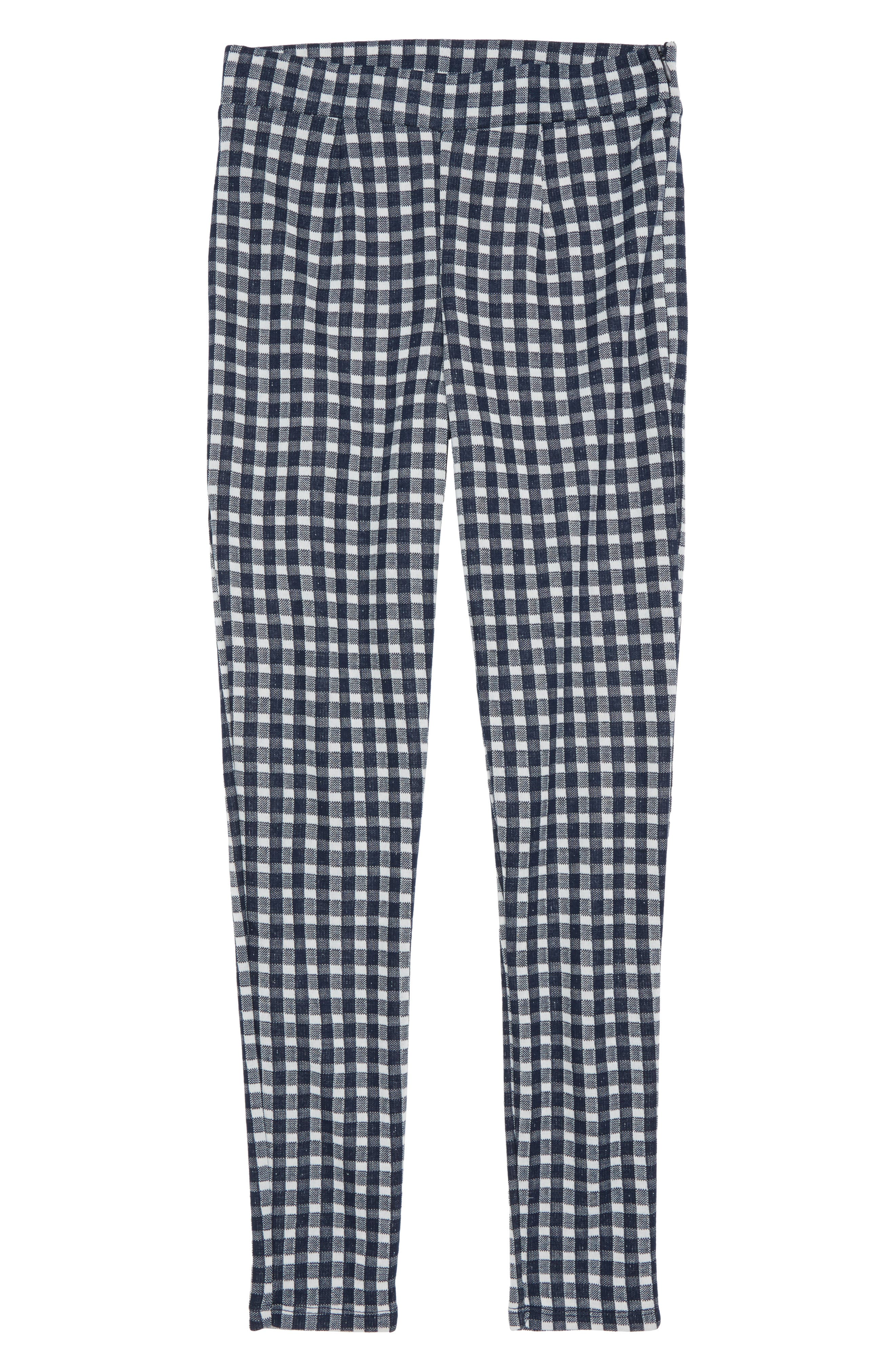 Plaid Pants,                             Main thumbnail 1, color,                             410