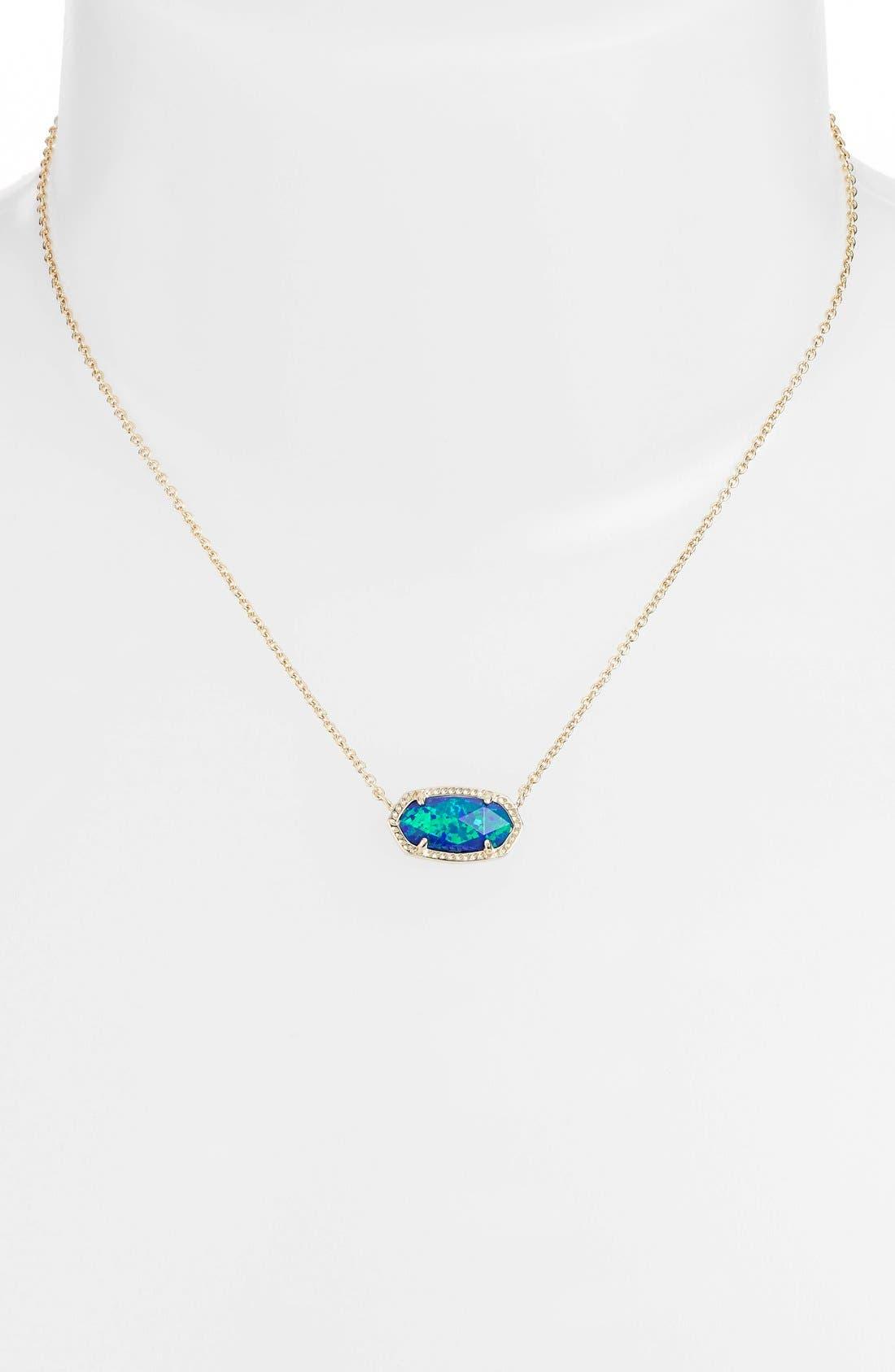 'Elisa' Pendant Necklace,                             Alternate thumbnail 137, color,