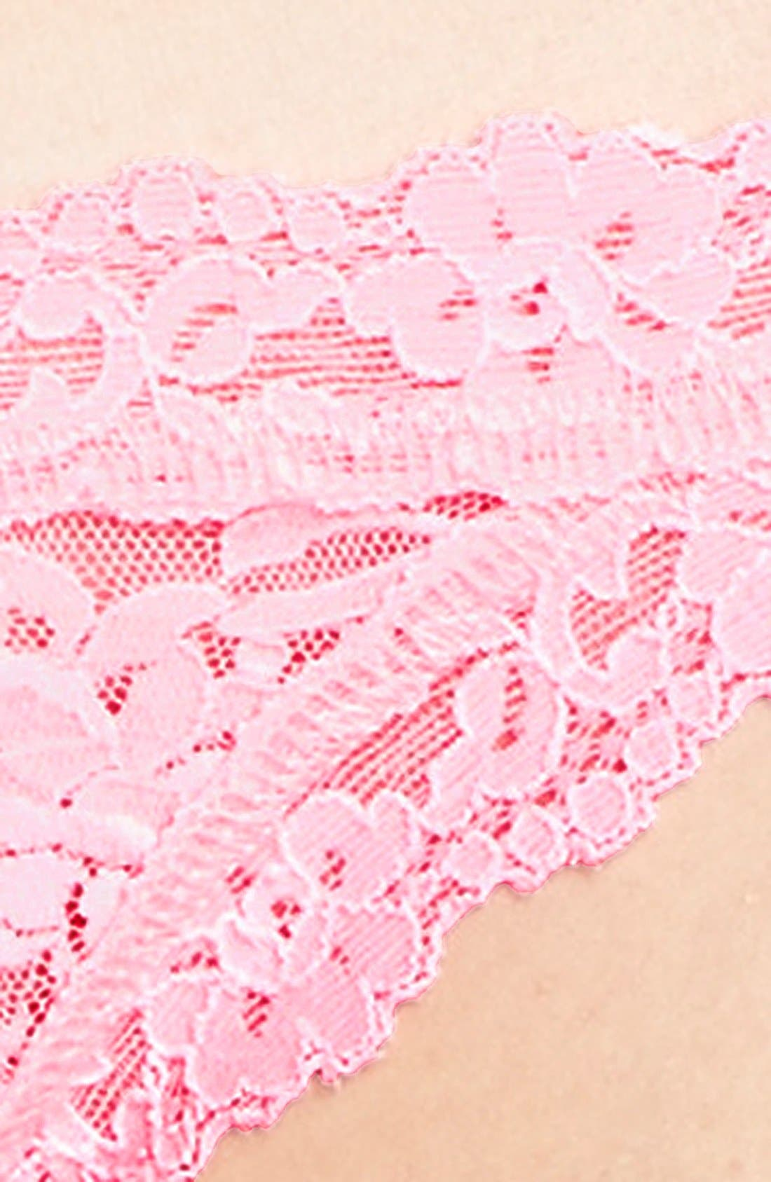 'Signature Lace' Brazilian Bikini,                             Alternate thumbnail 95, color,