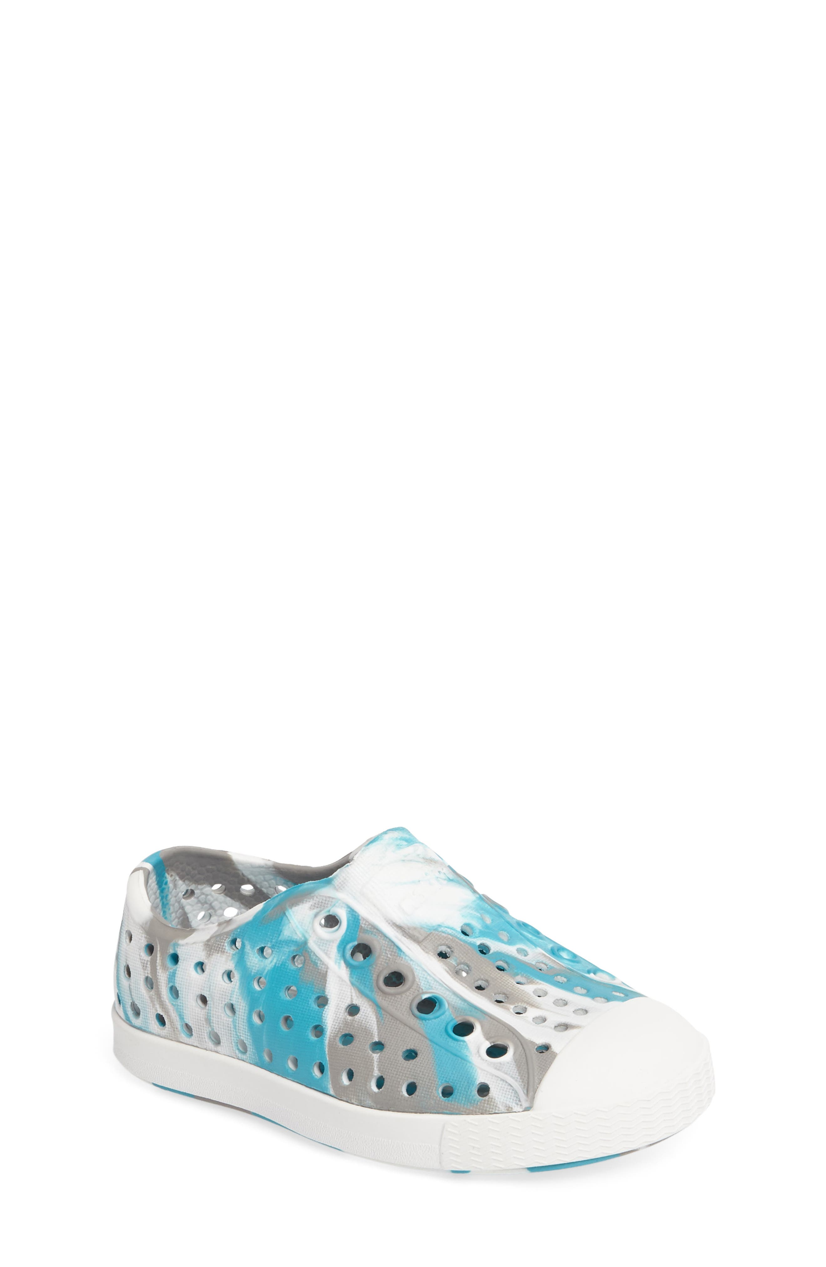 Jefferson - Marbled Perforated Slip-On,                             Main thumbnail 11, color,