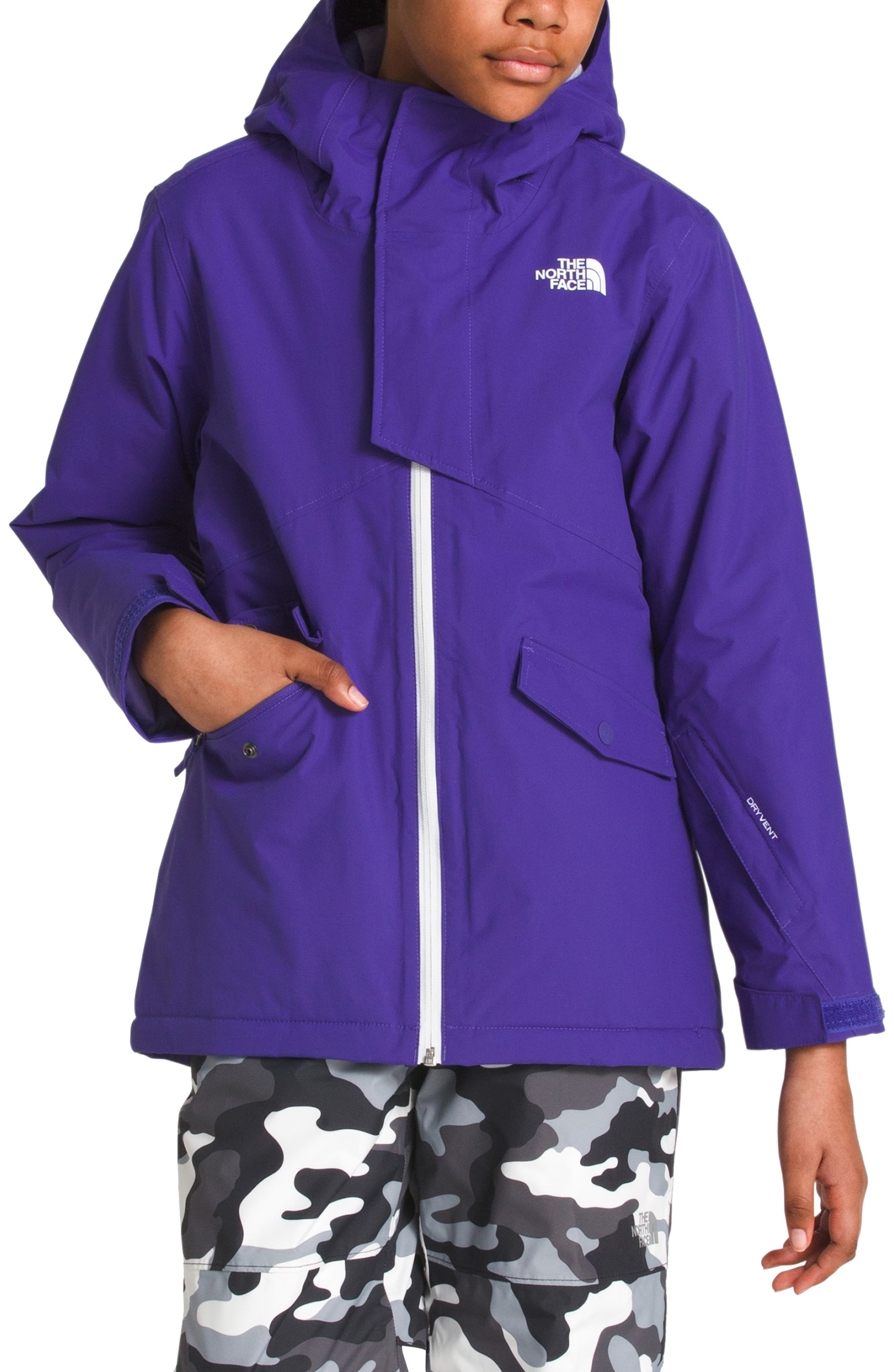 Freedom Waterproof Insulated Snowsports Jacket,                             Alternate thumbnail 2, color,                             DEEP BLUE