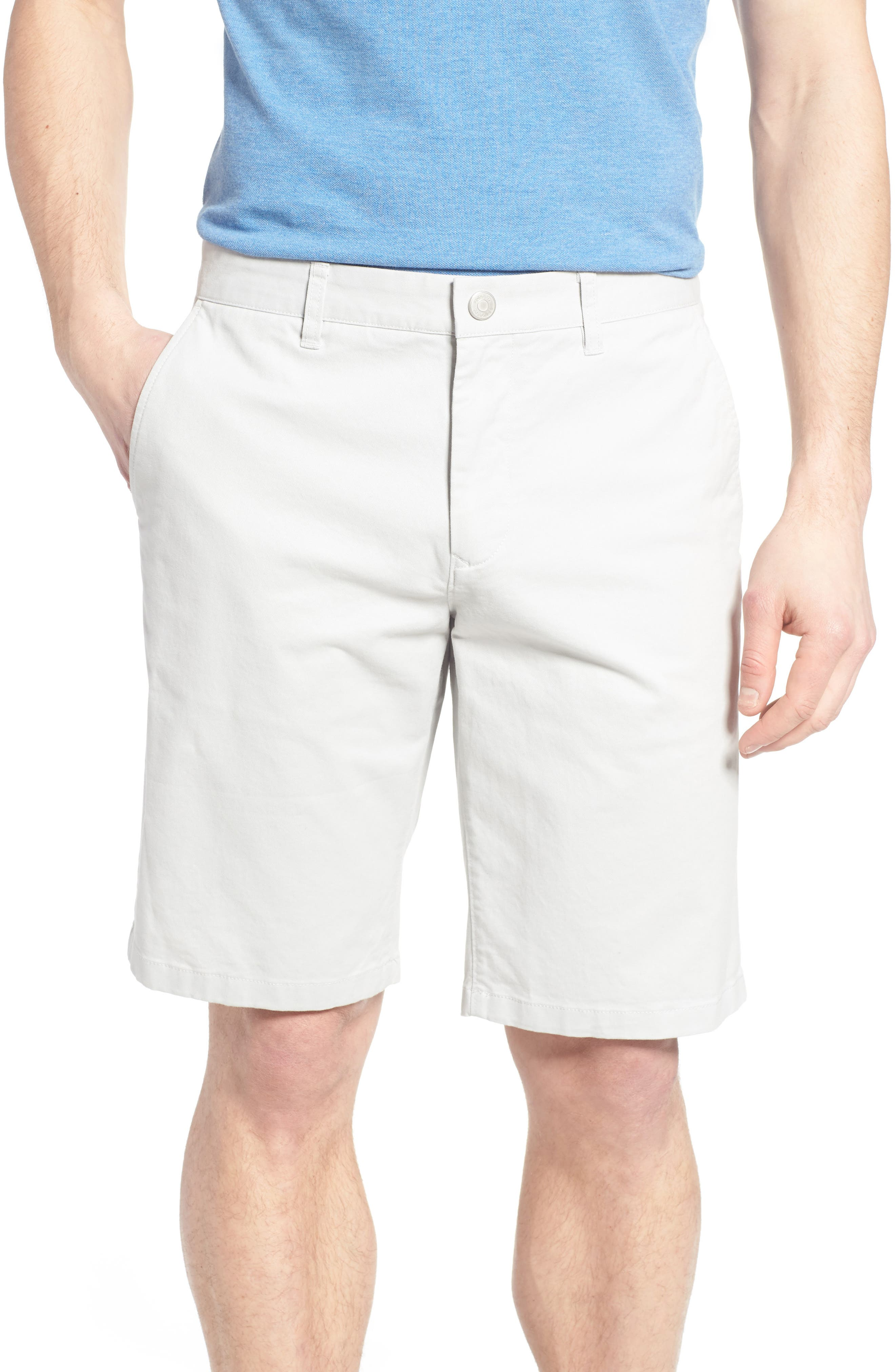 Stretch Washed Chino 11-Inch Shorts,                             Main thumbnail 14, color,