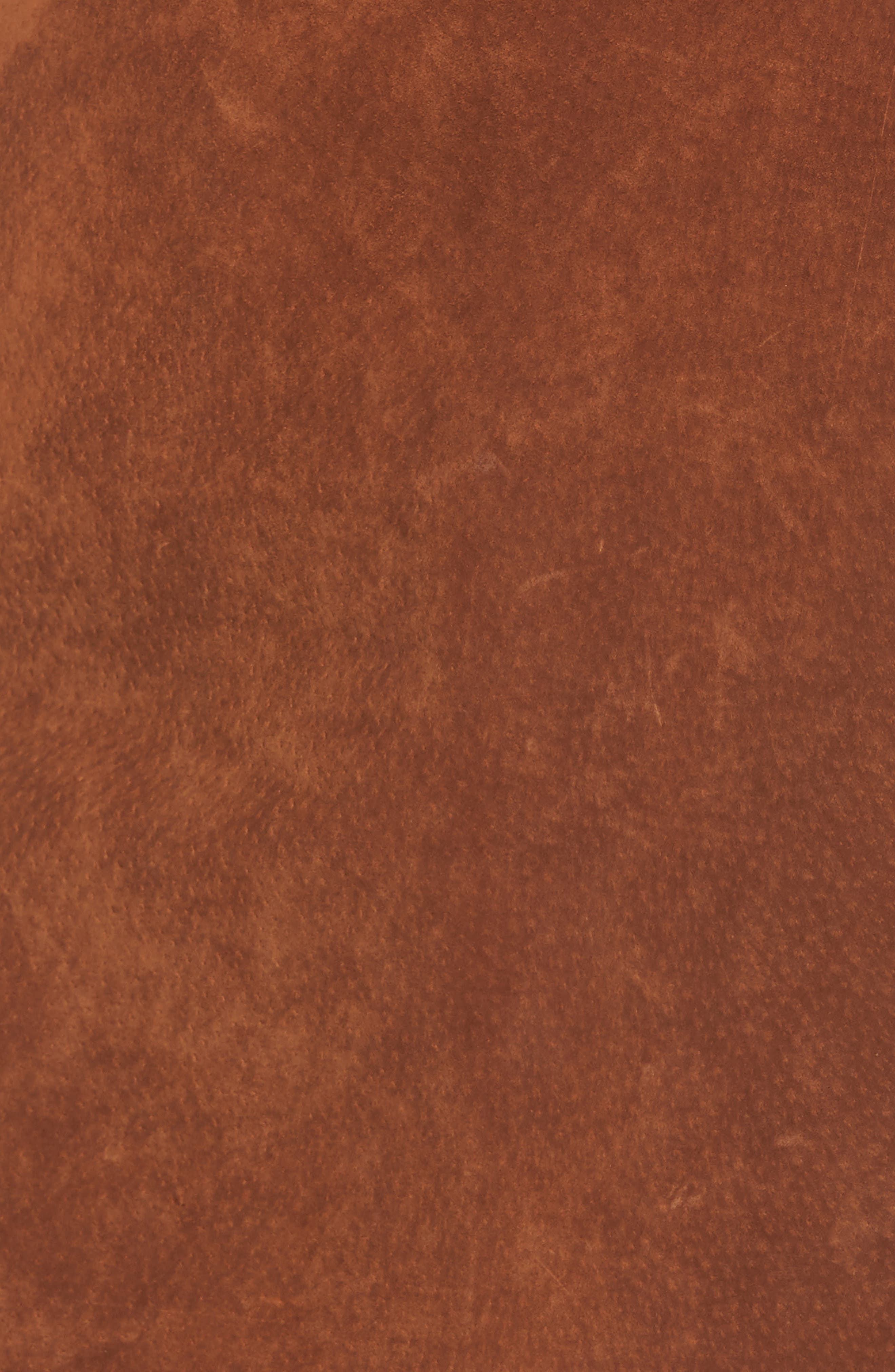 Suede Miniskirt,                             Alternate thumbnail 30, color,