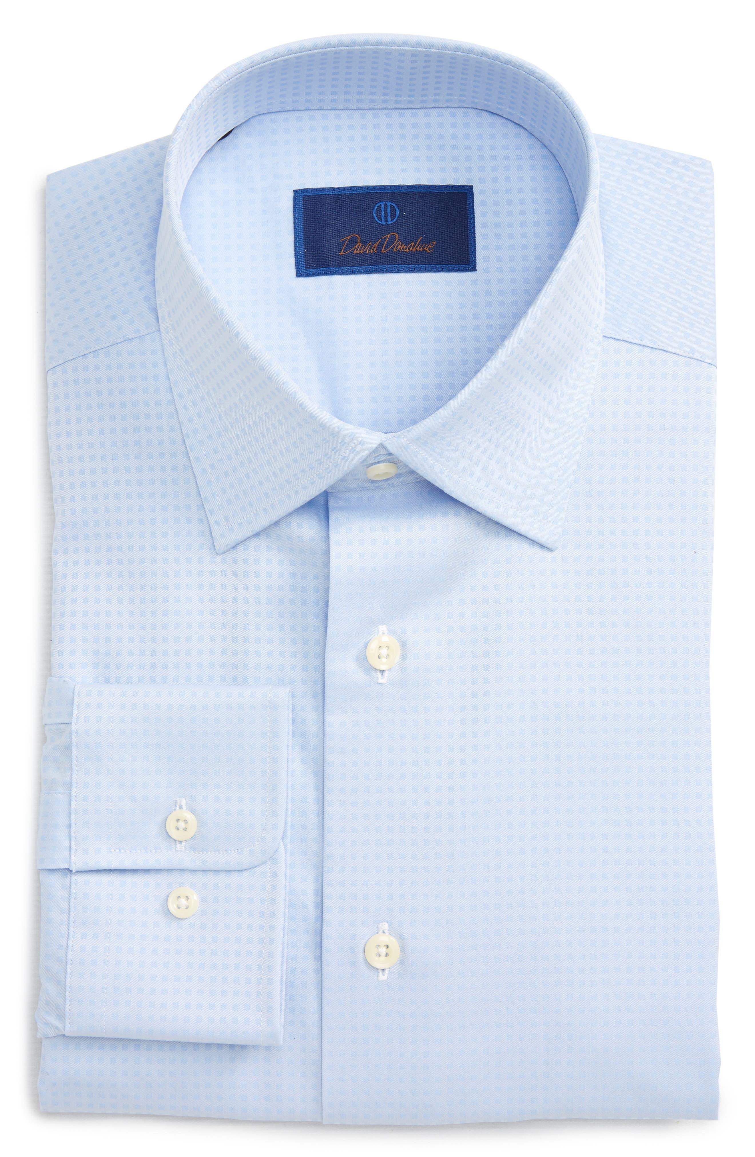 Regular Fit Check Dress Shirt,                         Main,                         color, 454