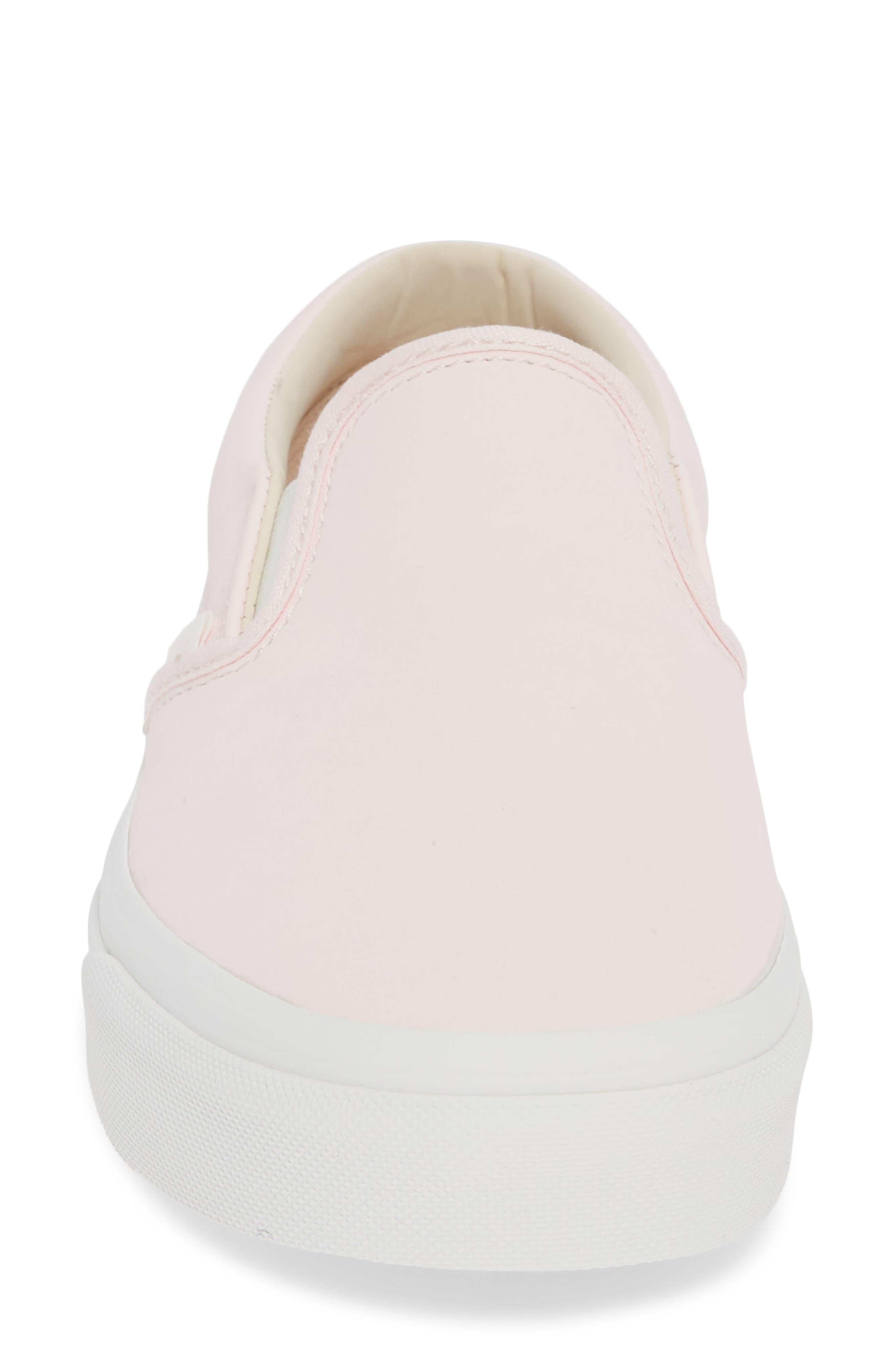 UA Classic Slip-On Sneaker,                             Alternate thumbnail 4, color,                             680