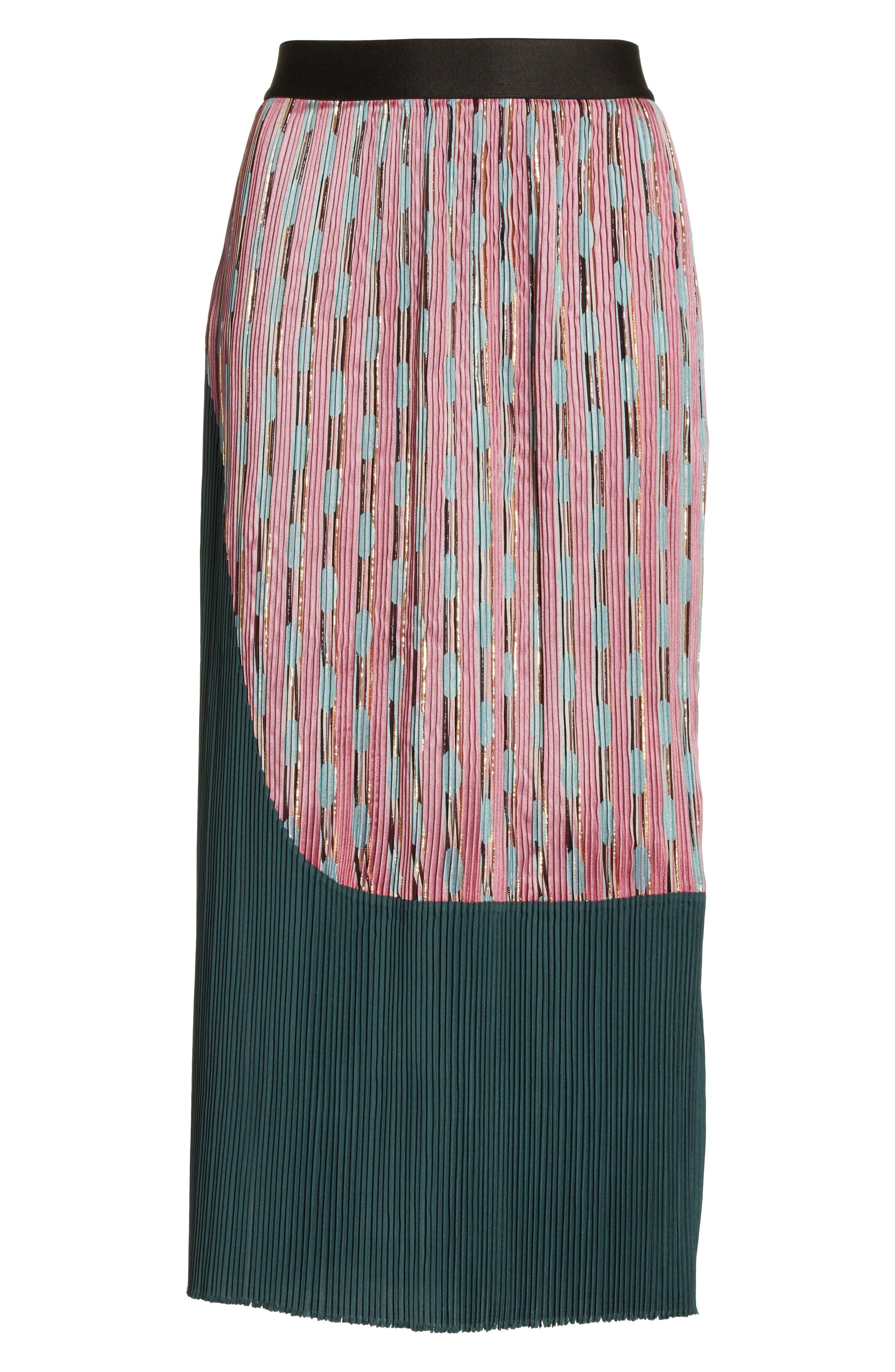 Ballista Midi Skirt,                             Alternate thumbnail 11, color,