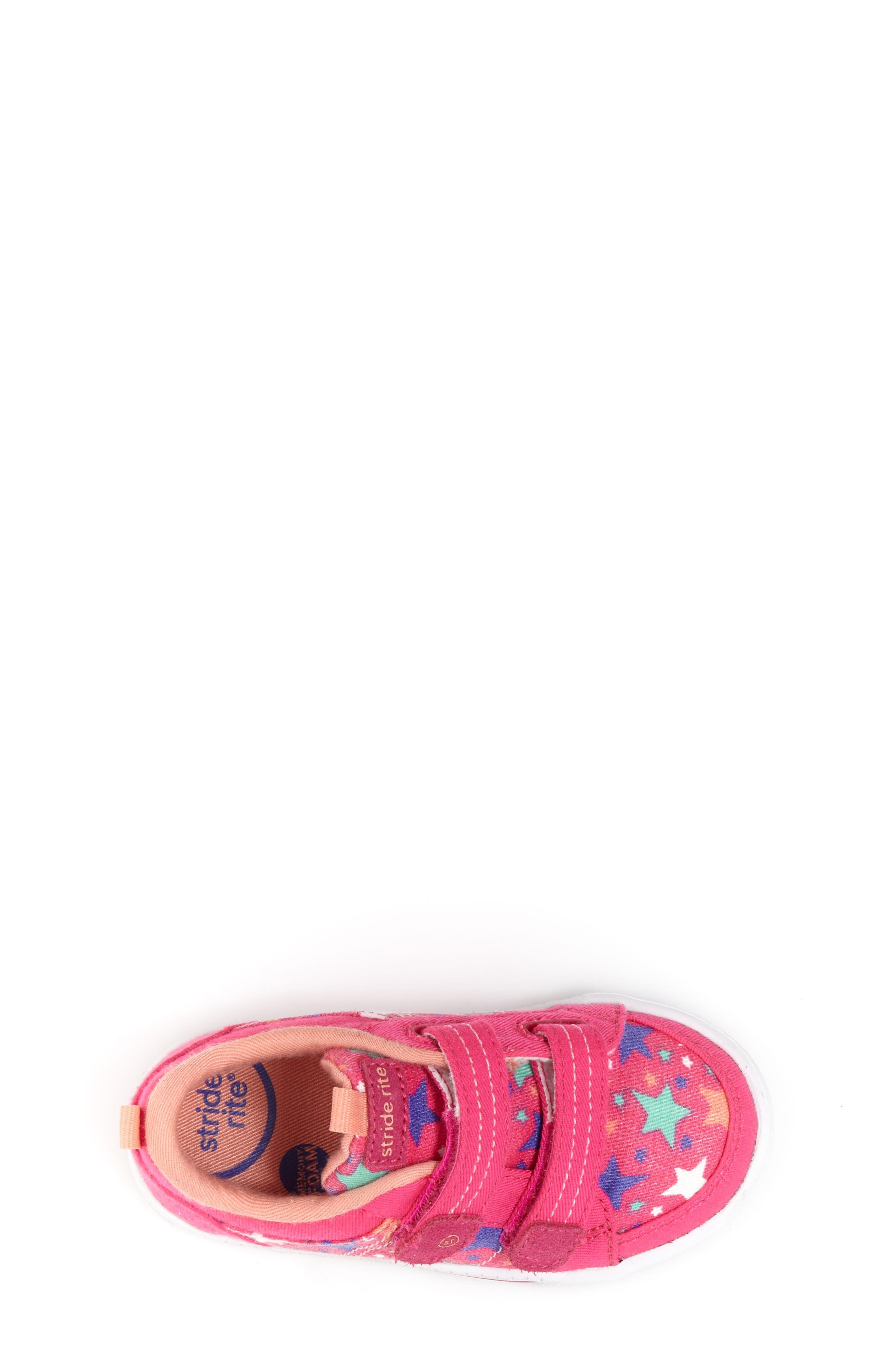Logan Patterned Sneaker,                             Alternate thumbnail 5, color,                             650