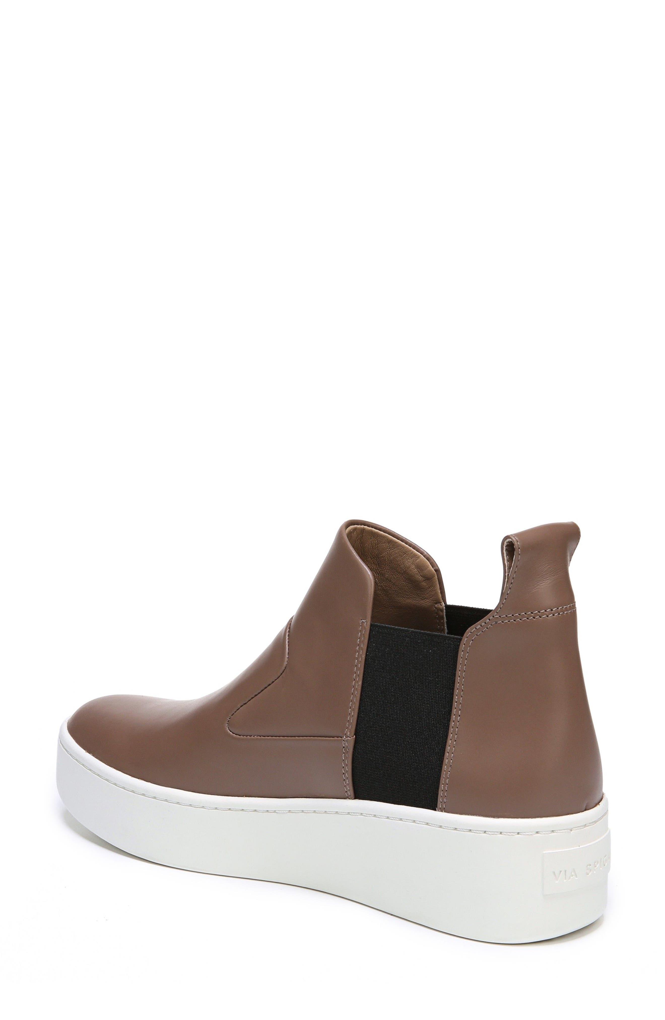 Eren Slip-On High Top Sneaker,                             Alternate thumbnail 6, color,
