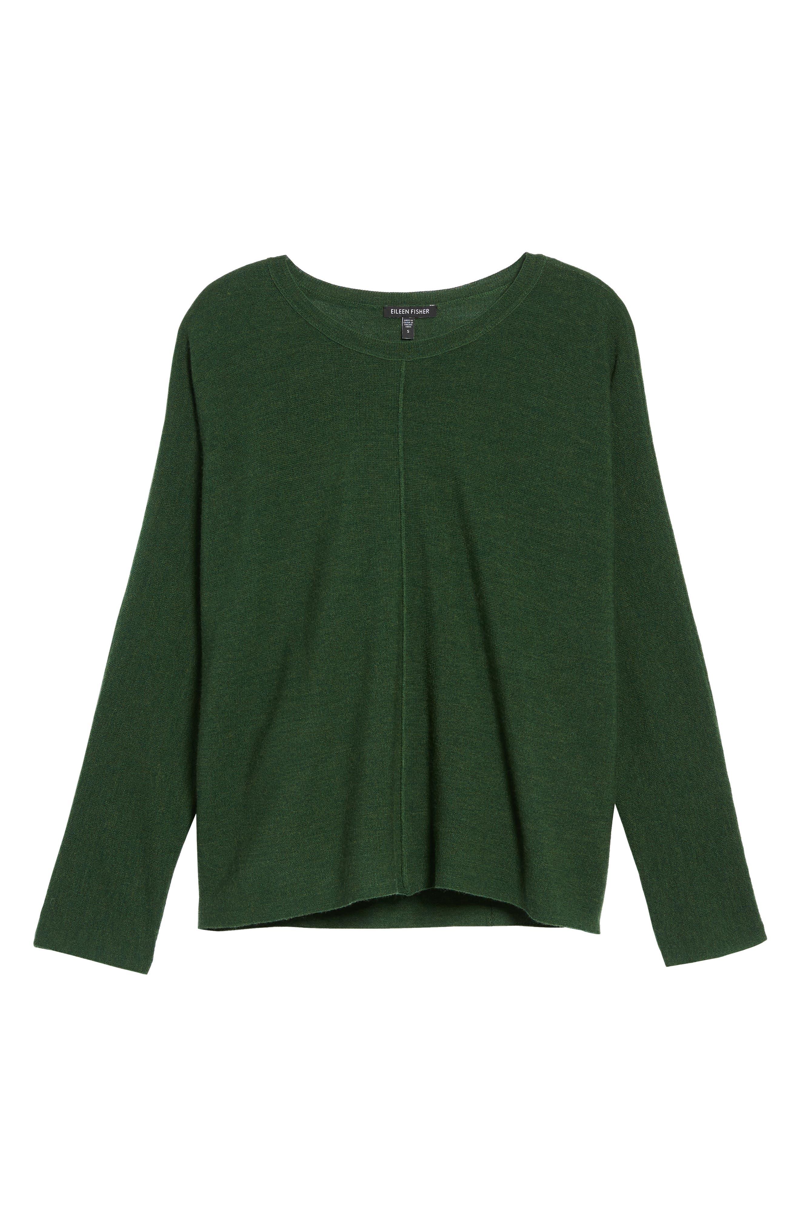 Merino Wool Sweater,                             Alternate thumbnail 22, color,