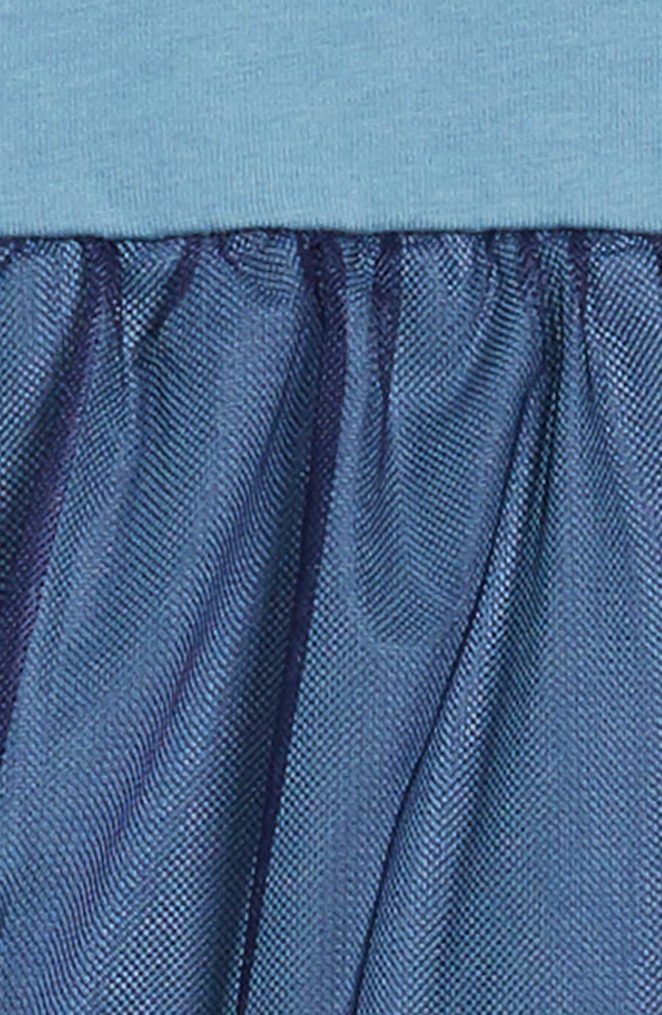 Mackenzie Tulle Dress,                             Alternate thumbnail 5, color,