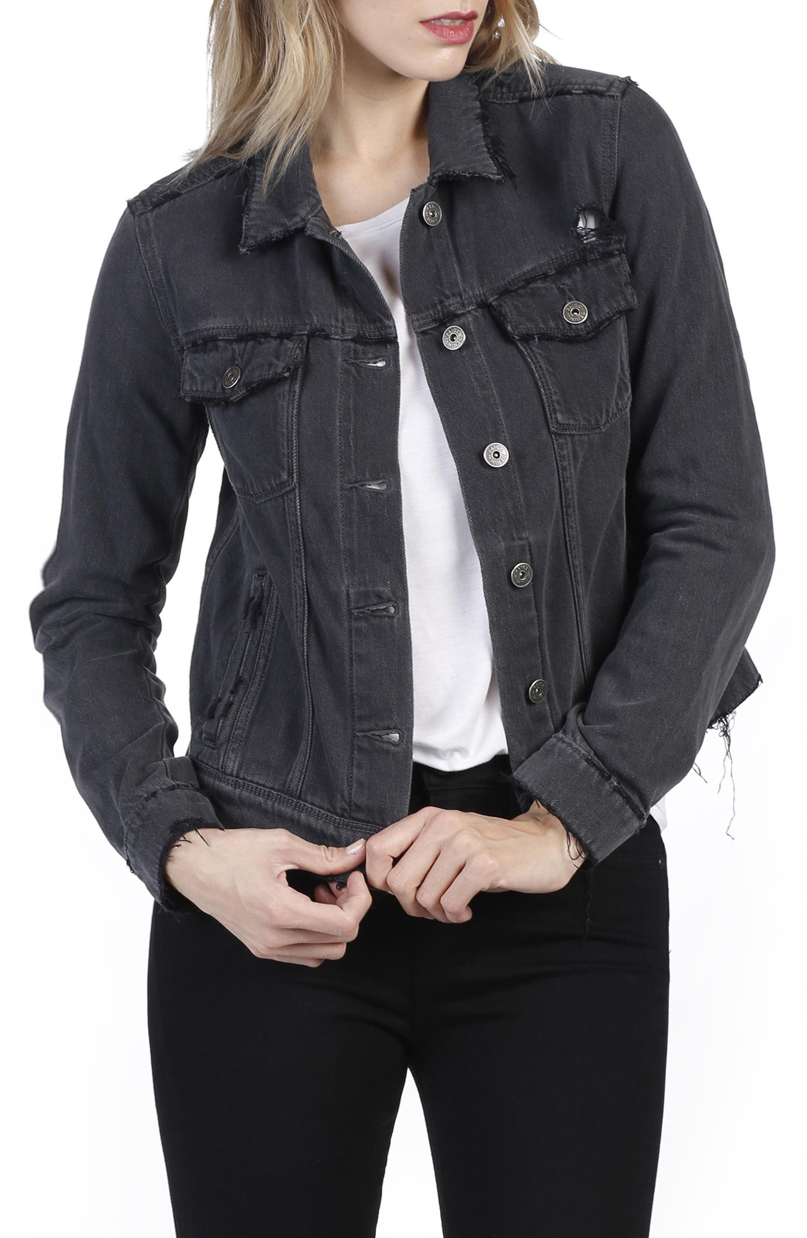 Rowan Denim Jacket,                         Main,                         color,