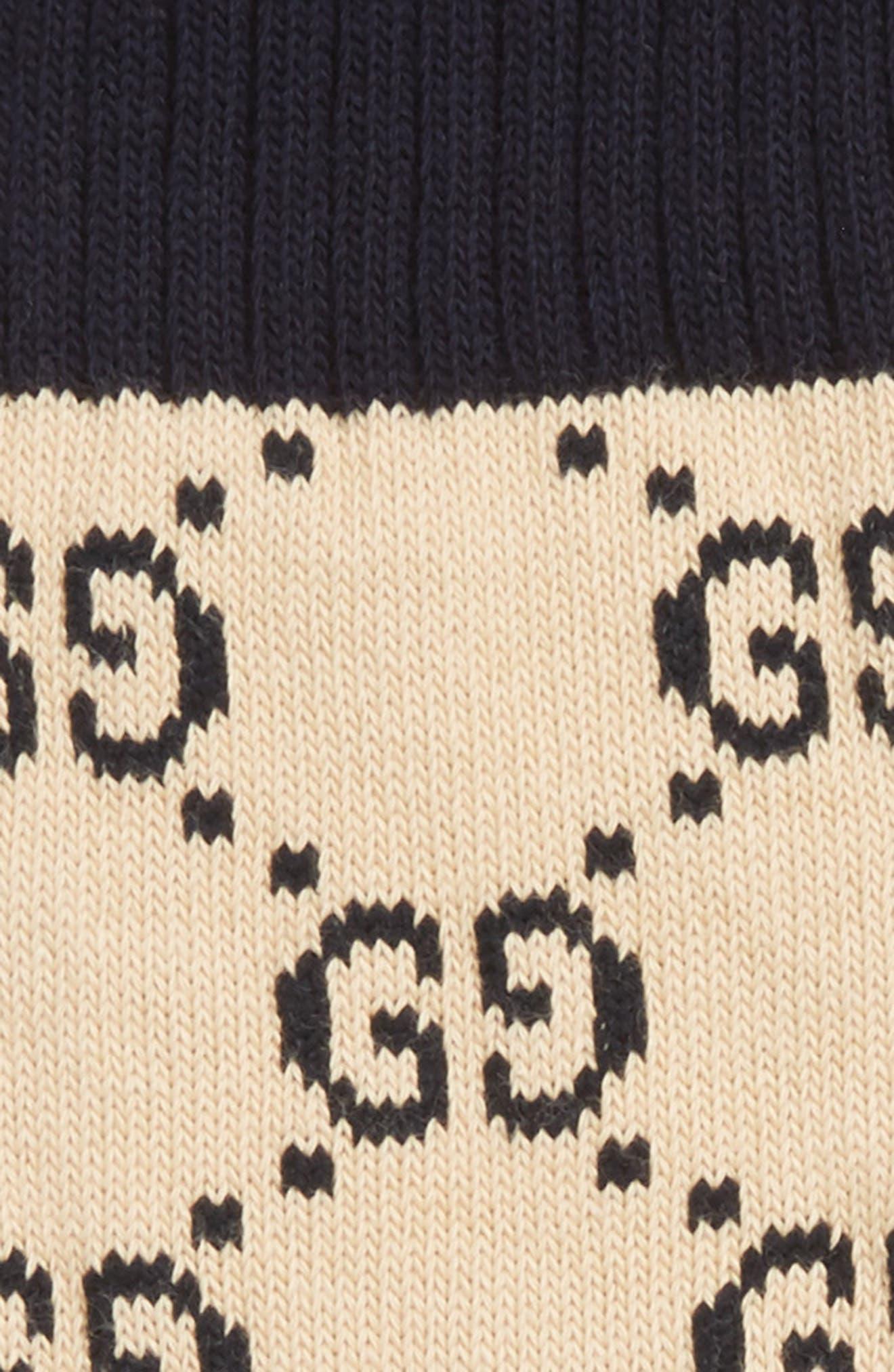 GG Socks,                             Alternate thumbnail 2, color,                             131
