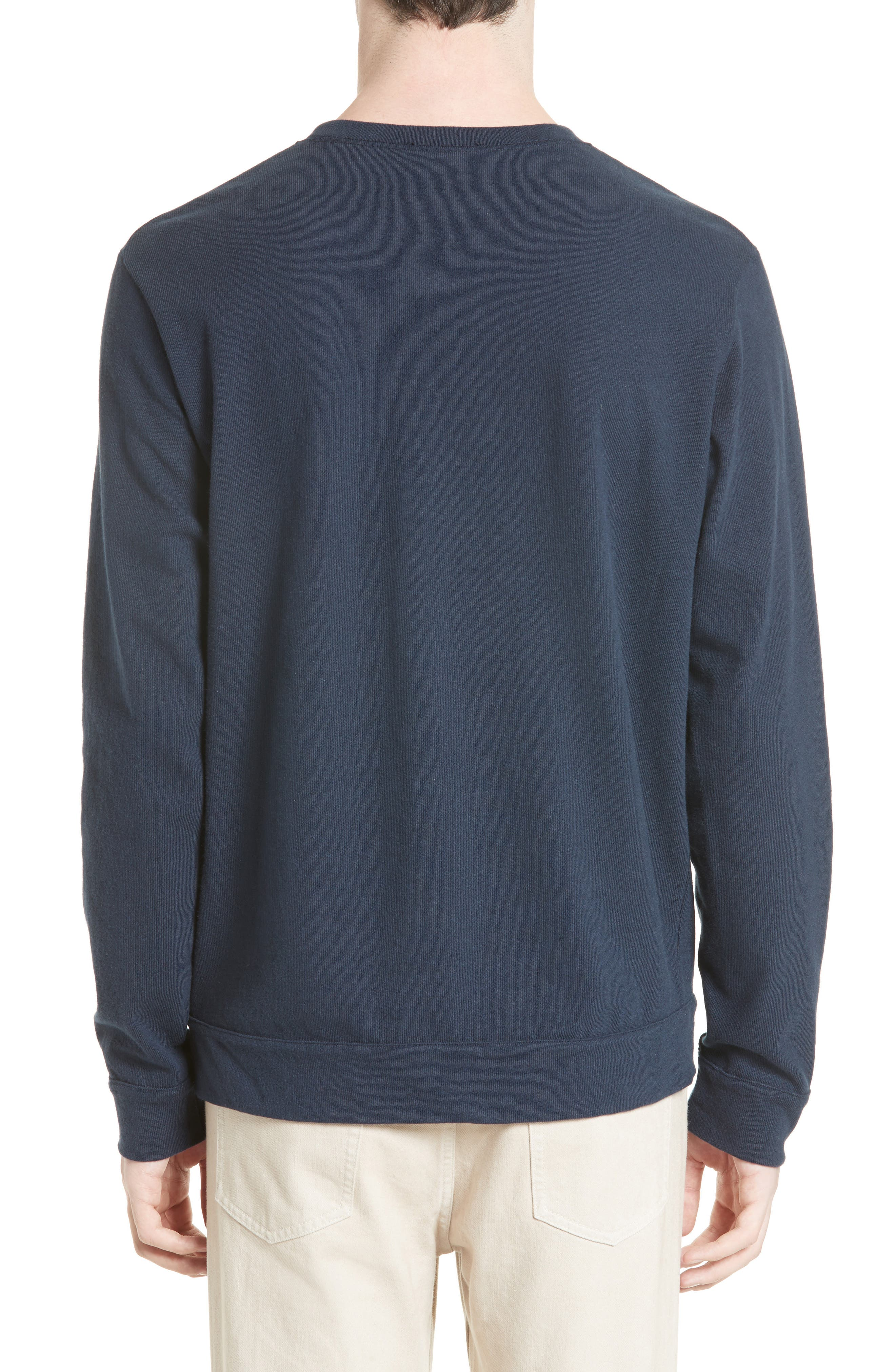 Hike Sweatshirt,                             Alternate thumbnail 2, color,                             410