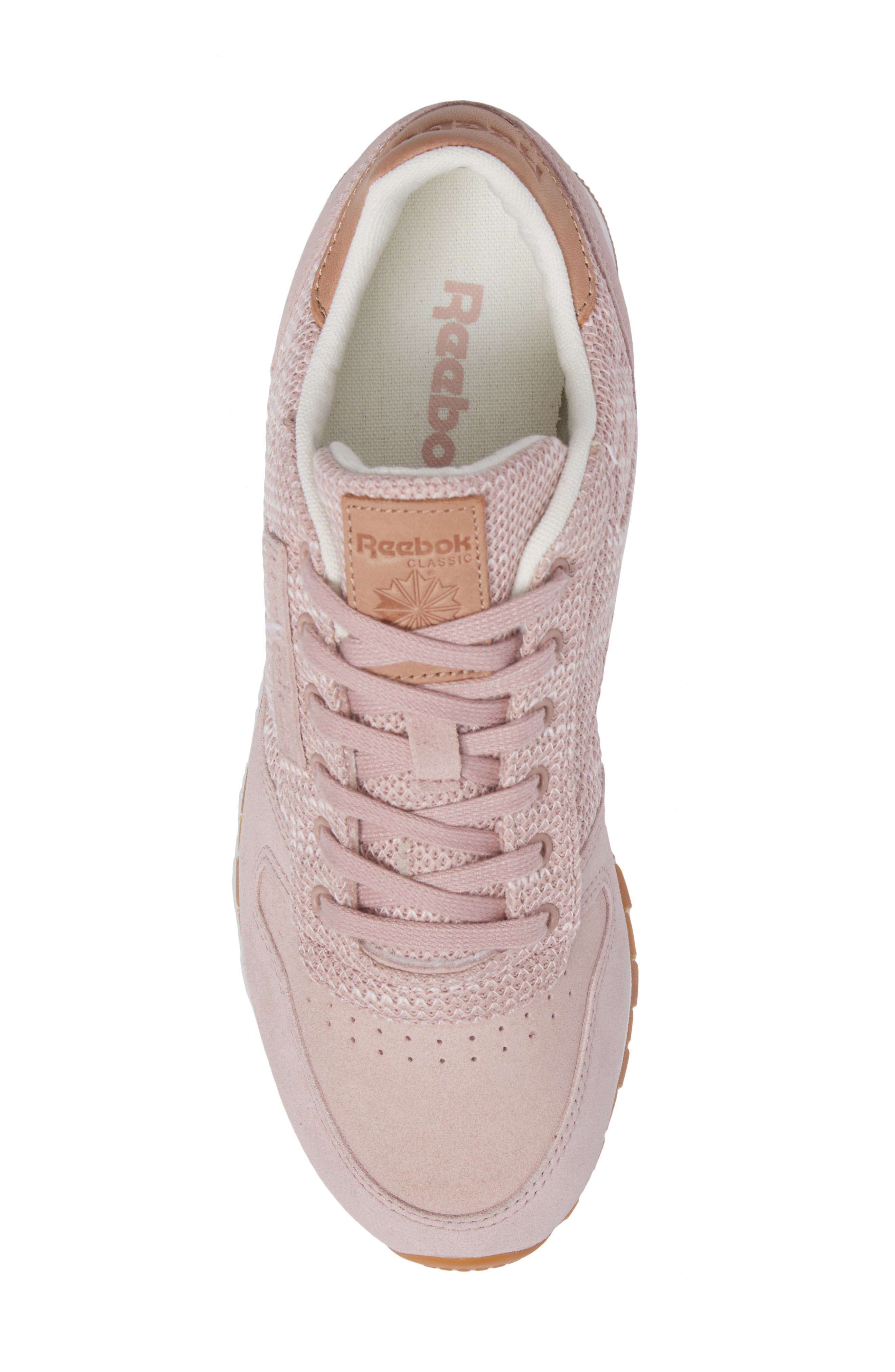 Classic Leather Sneaker,                             Alternate thumbnail 25, color,