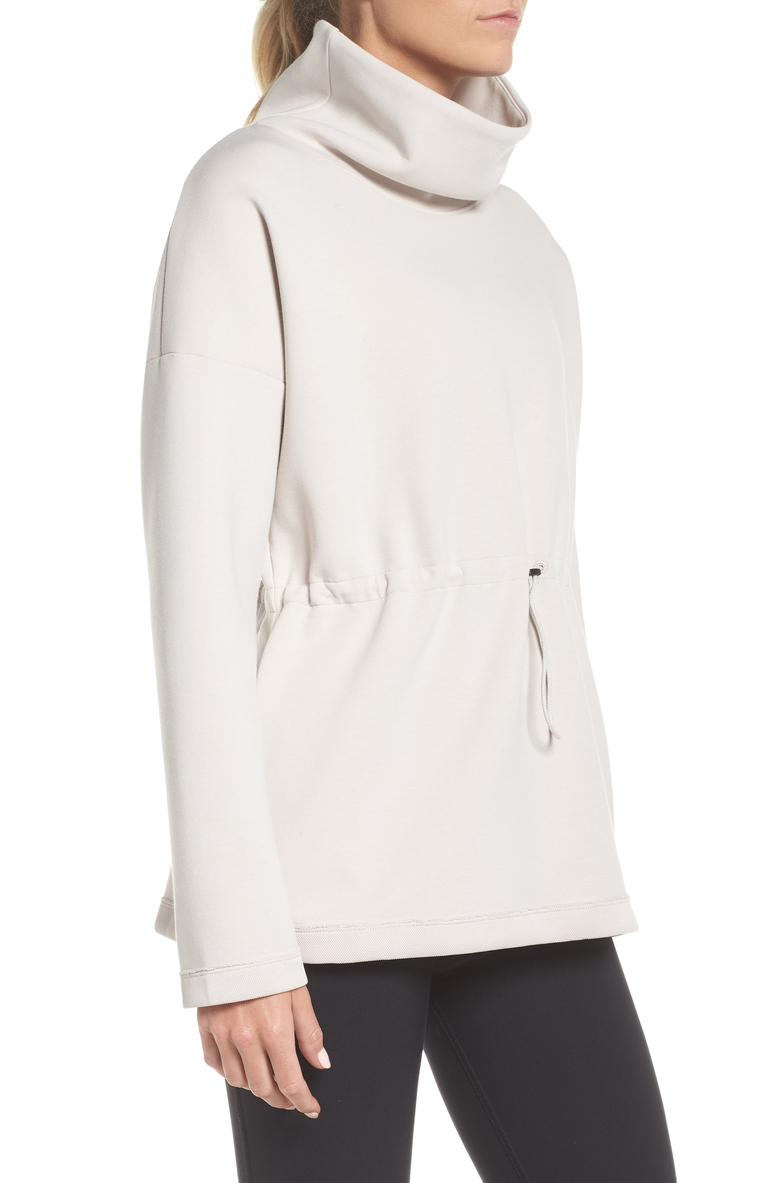 NIKE,                             Dry Therma Flex Pullover,                             Alternate thumbnail 4, color,                             250