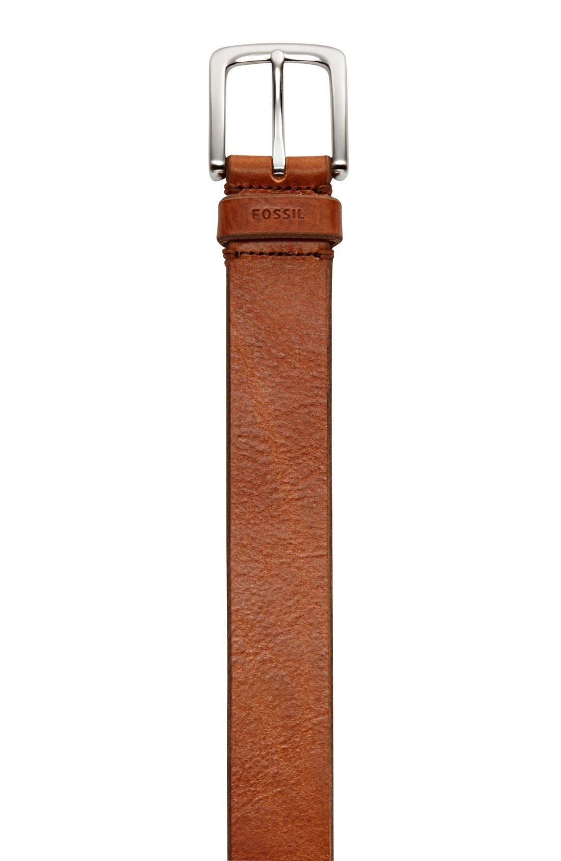 'Joe' Leather Belt,                             Alternate thumbnail 2, color,                             242