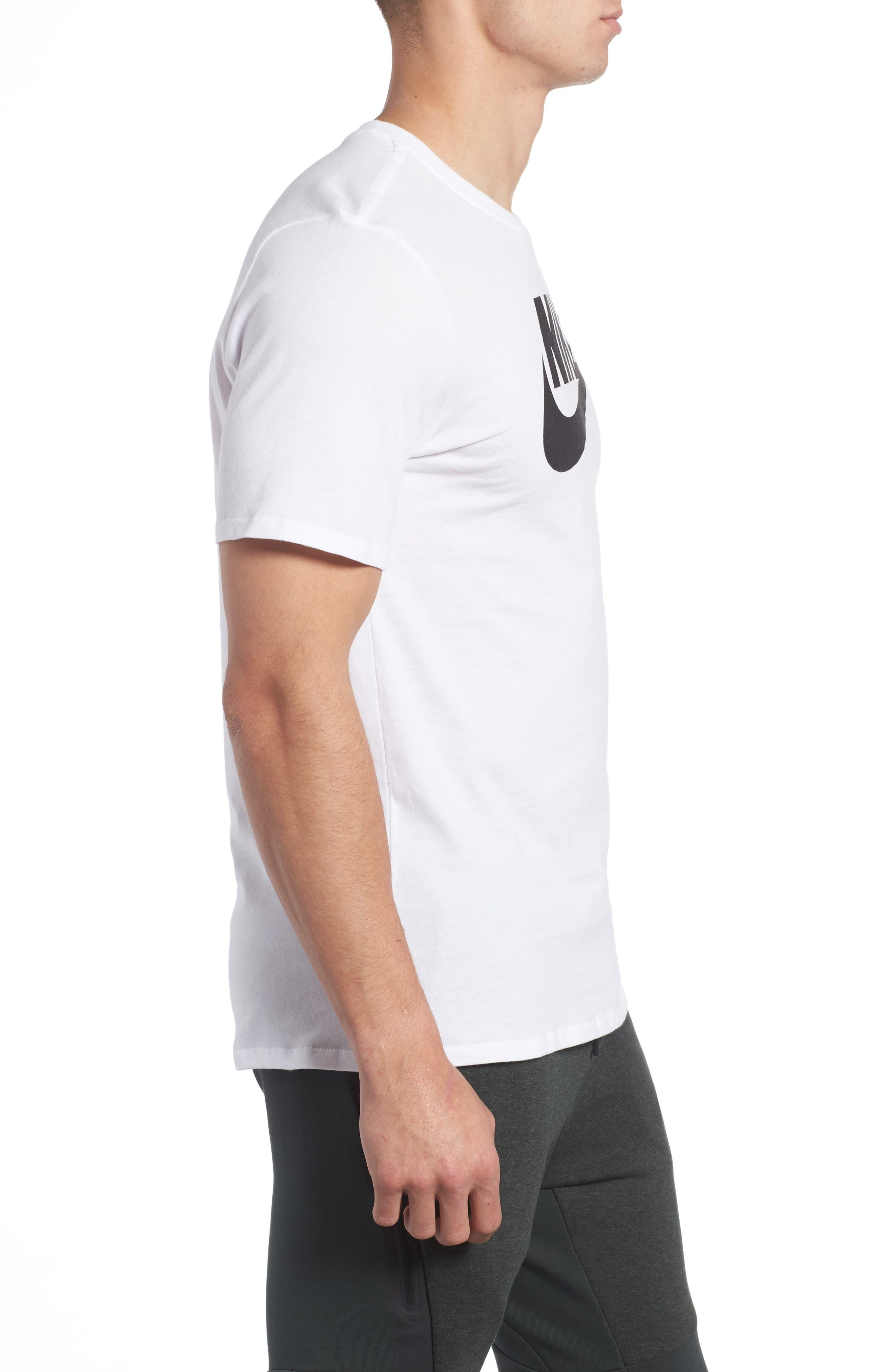 'Tee-Futura Icon' Graphic T-Shirt,                             Alternate thumbnail 54, color,