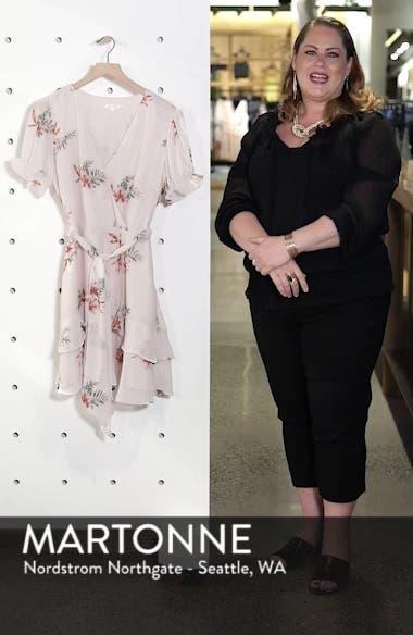 Layered Ruffle Minidress, sales video thumbnail