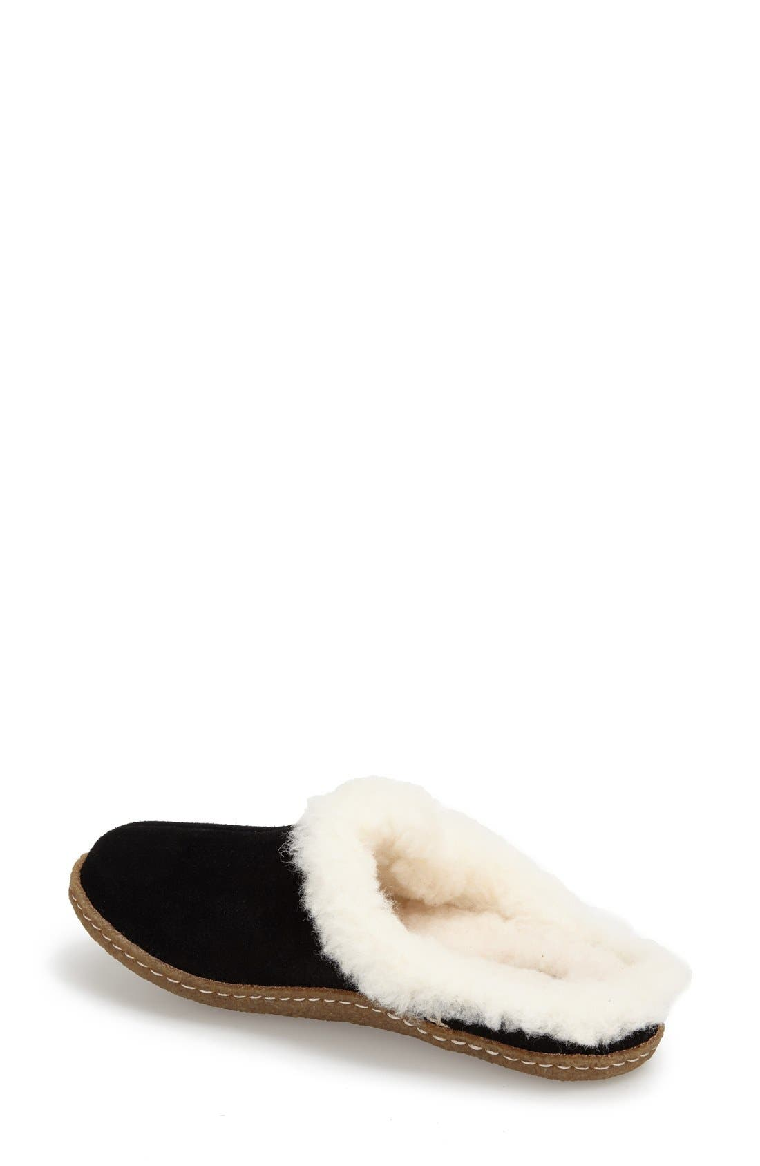 SOREL,                             'Nakiska' Slipper,                             Alternate thumbnail 3, color,                             010