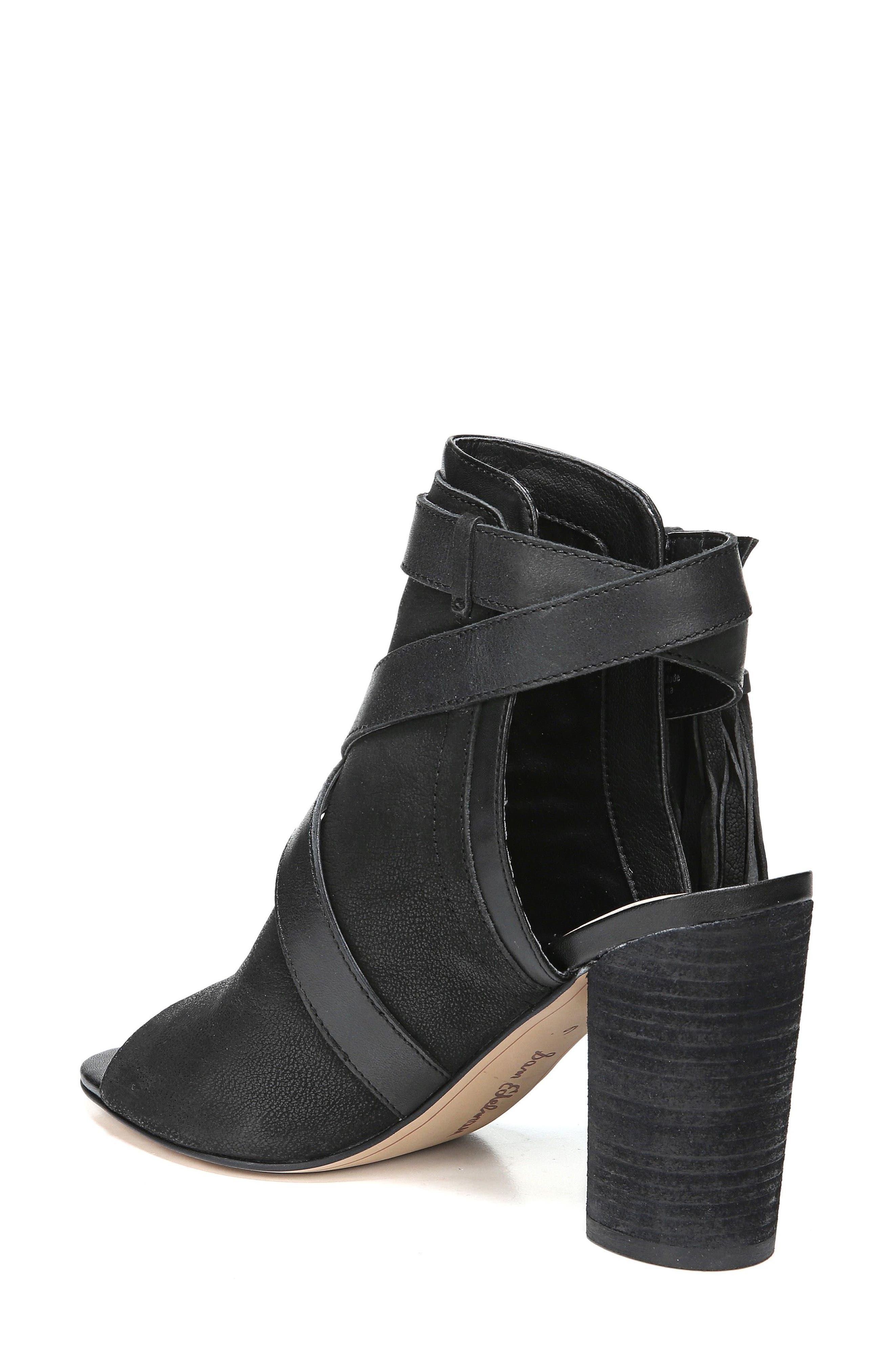 Vermont Block Heel Sandal,                             Alternate thumbnail 2, color,                             001
