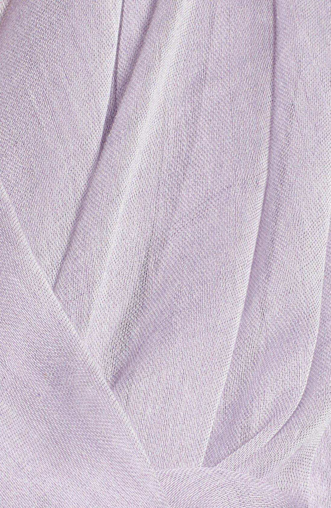 Modal Silk Blend Scarf,                             Alternate thumbnail 63, color,