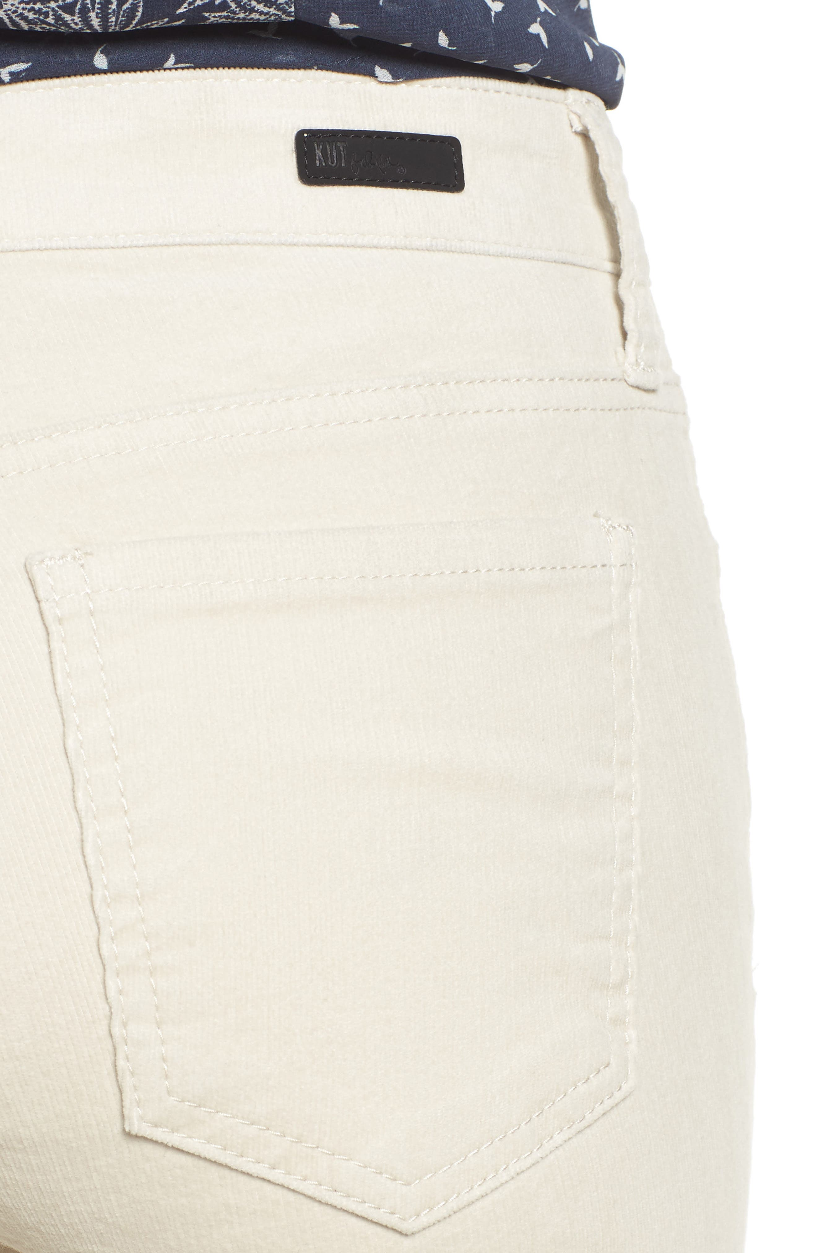 Baby Bootcut Corduroy Jeans,                             Alternate thumbnail 85, color,