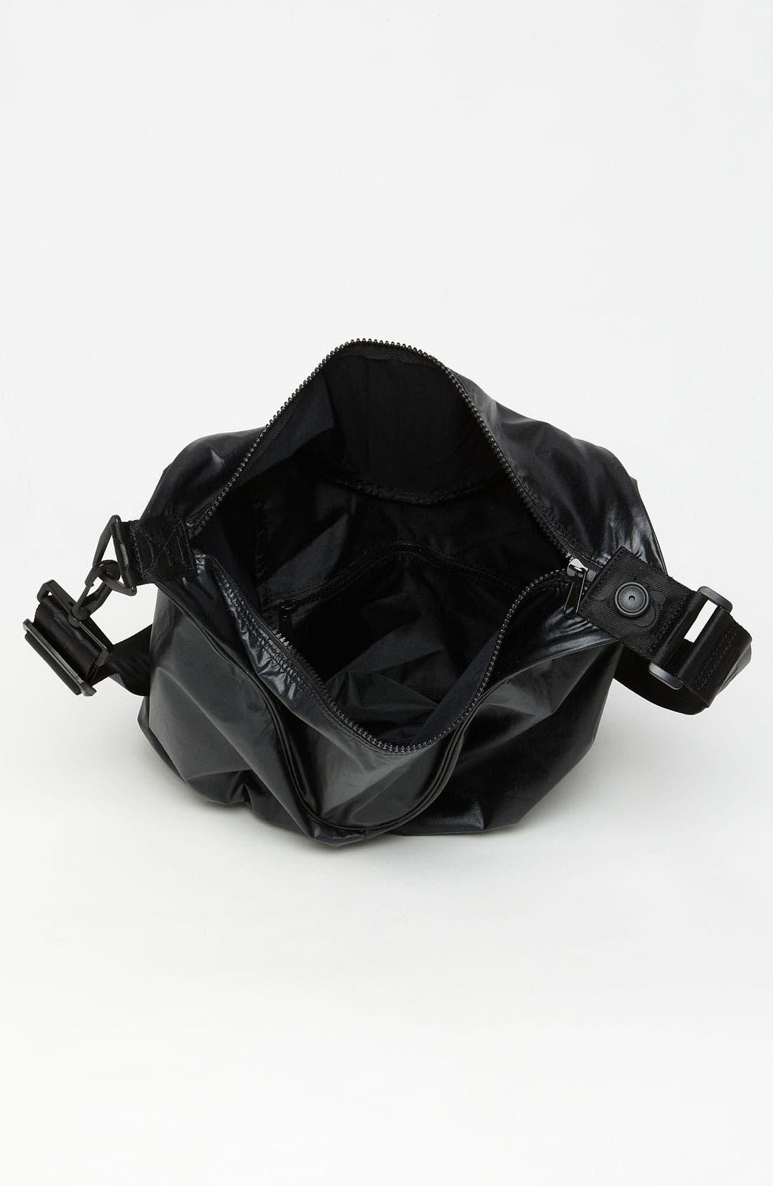 NIKE,                             'Bucket' Sling Bag,                             Alternate thumbnail 6, color,                             030