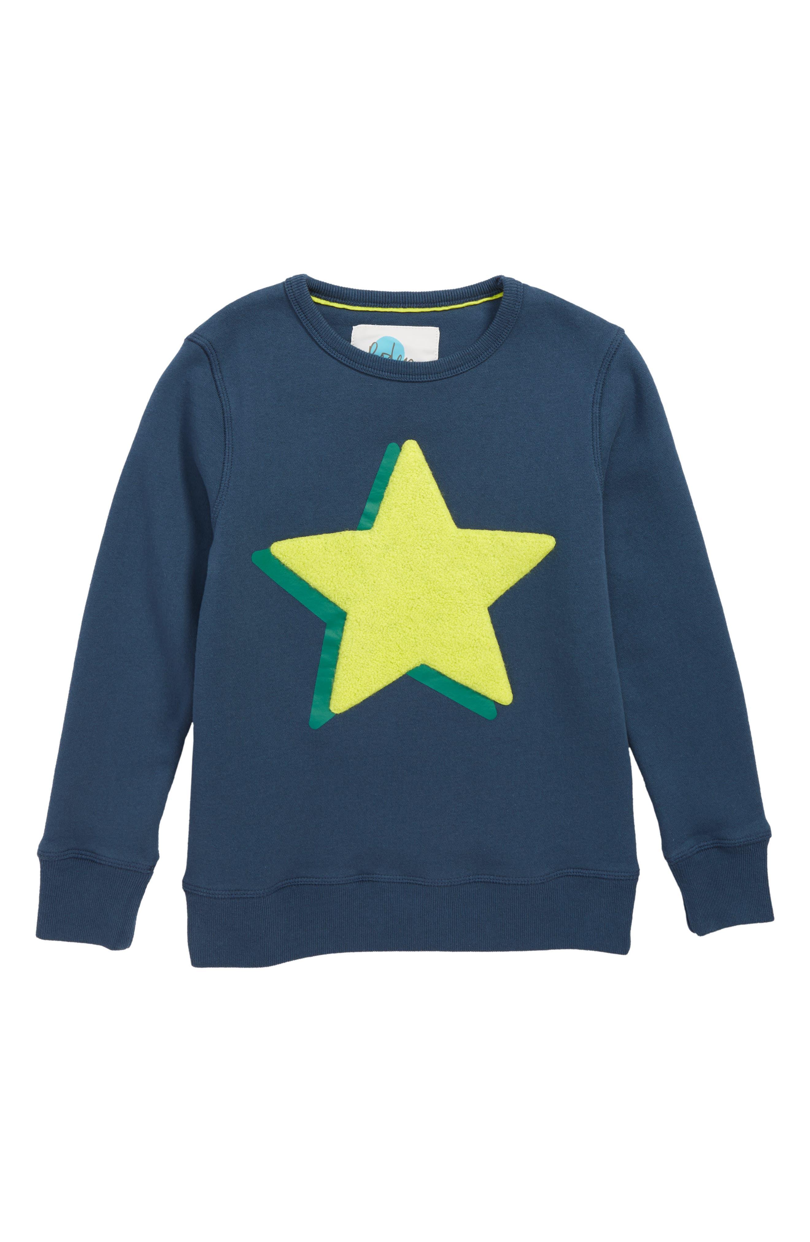 Logo Sweatshirt,                         Main,                         color, 424