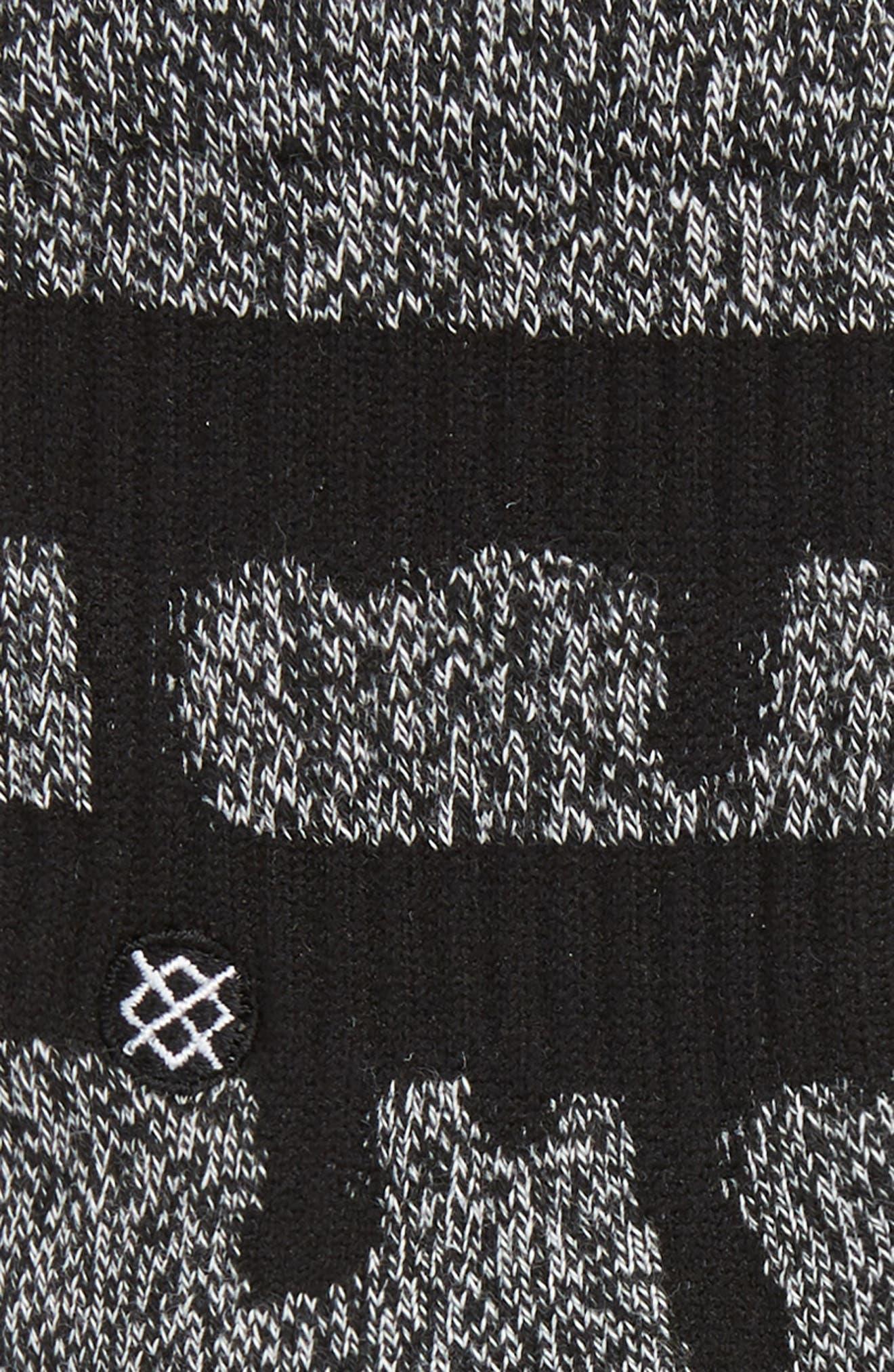 Drips Crew Socks,                             Alternate thumbnail 2, color,                             020