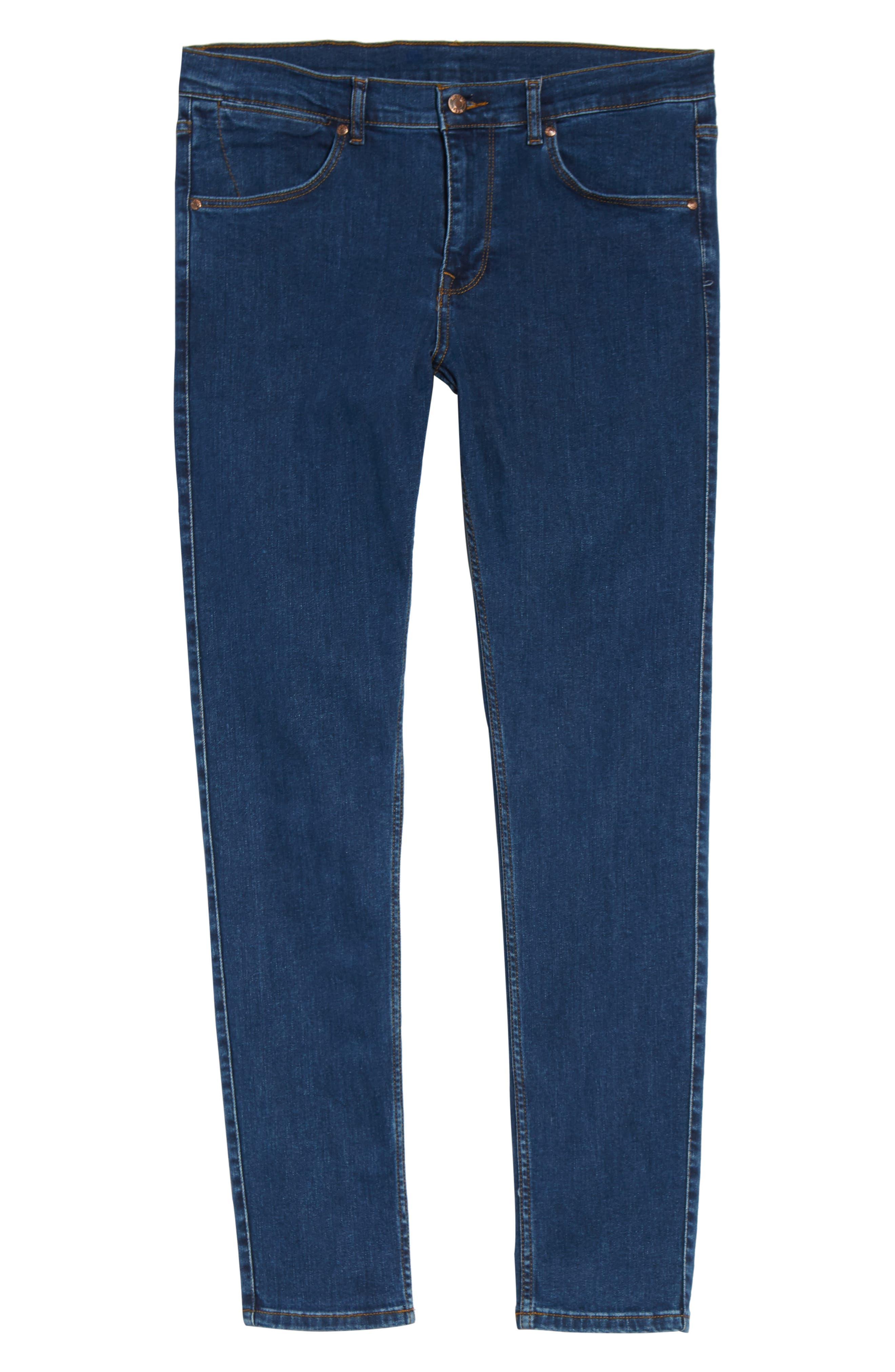 Clark Slim Straight Leg Jeans,                             Alternate thumbnail 6, color,