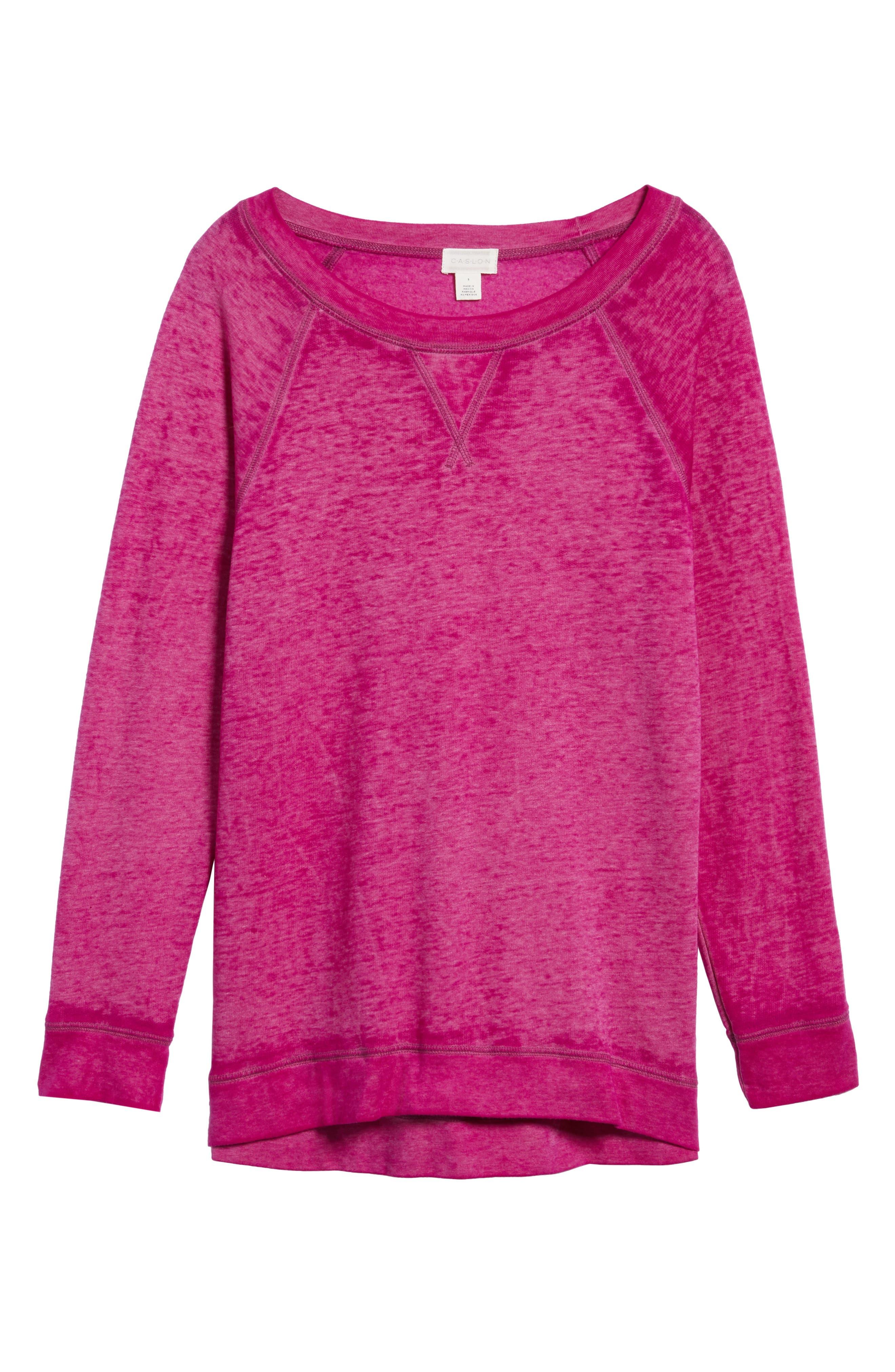 Burnout Sweatshirt,                             Alternate thumbnail 106, color,