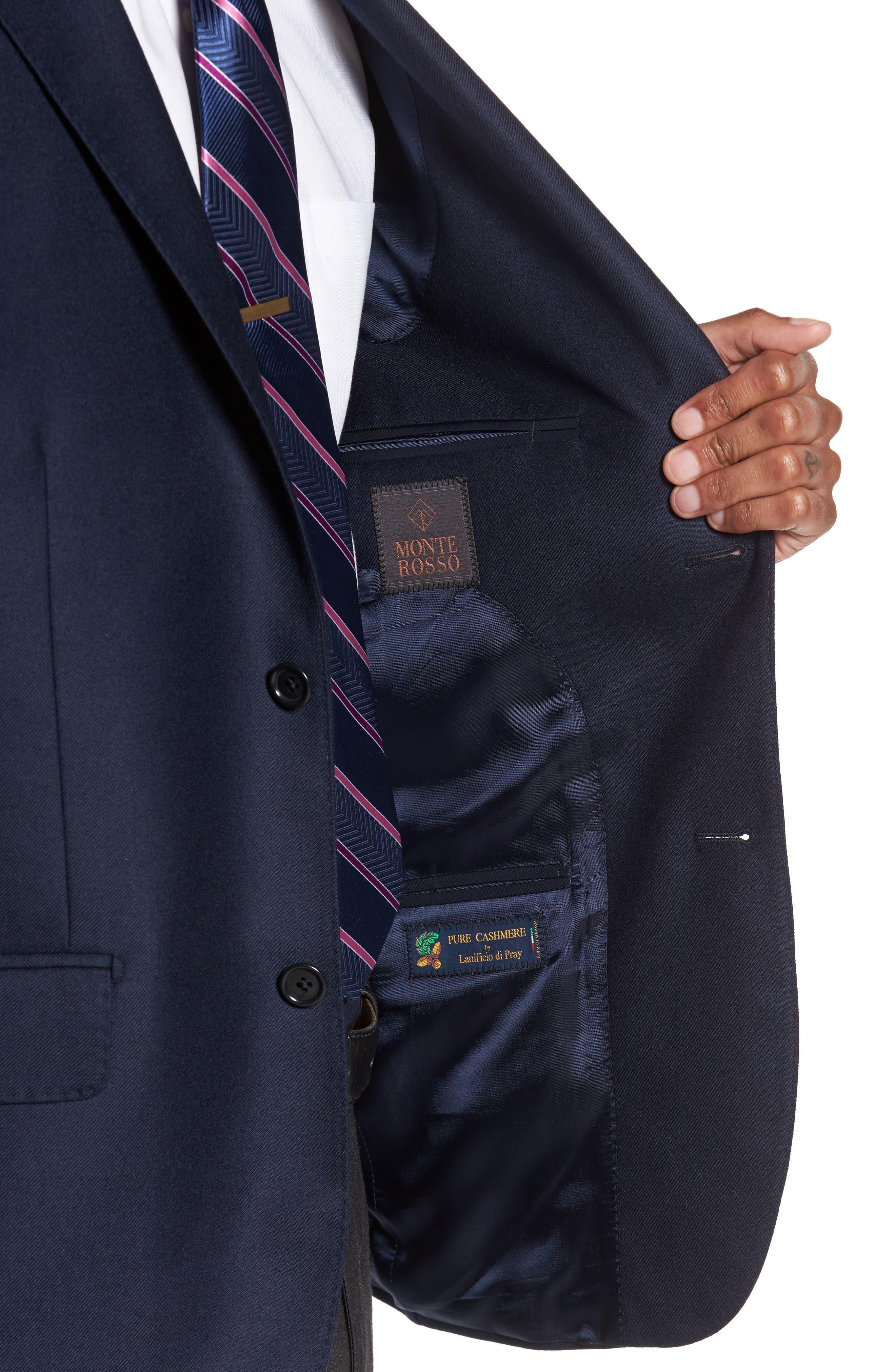 Classic Fit Cashmere Blazer,                             Alternate thumbnail 15, color,