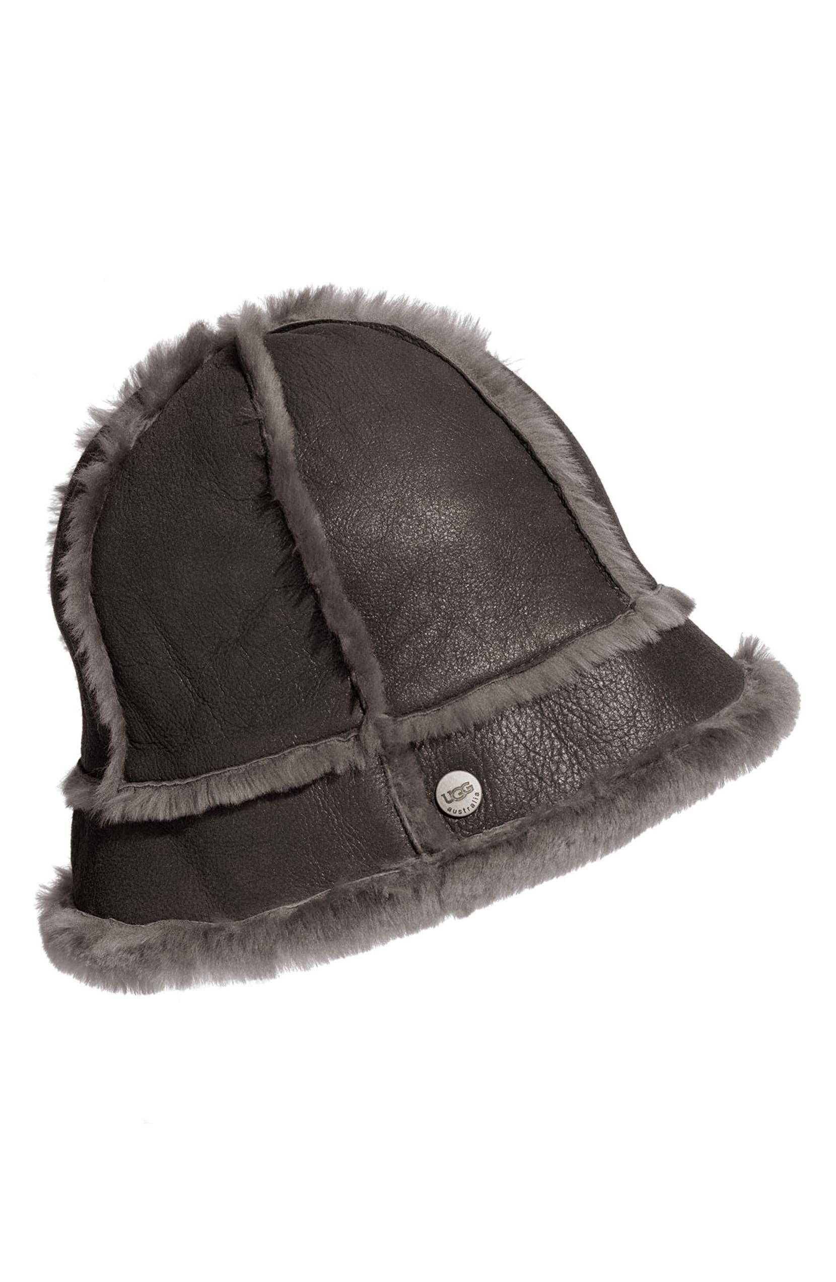 UGG® Australia Shearling Bucket Hat  c276cf3be47