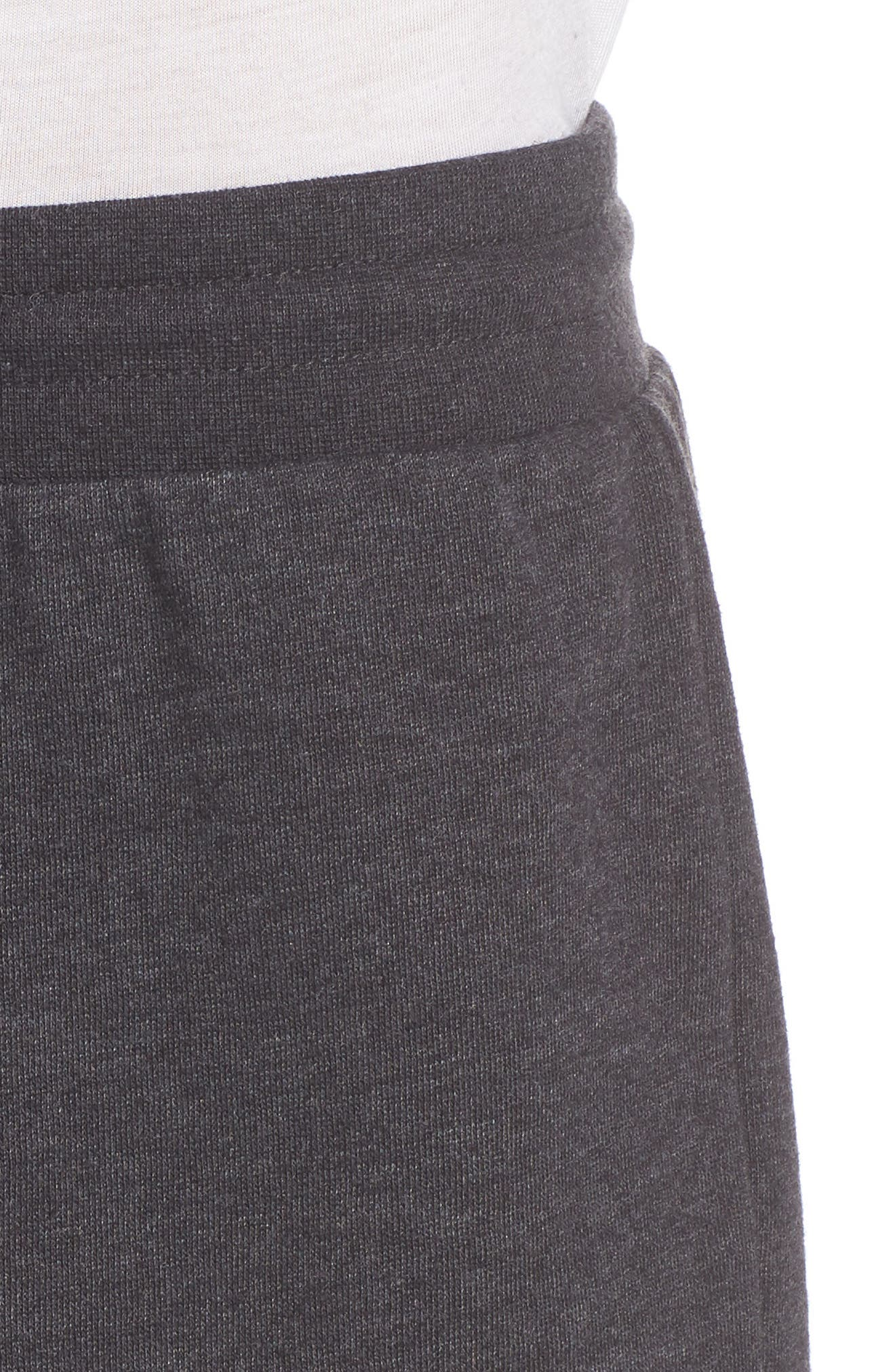 Easy Lounge Shorts,                             Alternate thumbnail 4, color,                             GREY PHANTOM