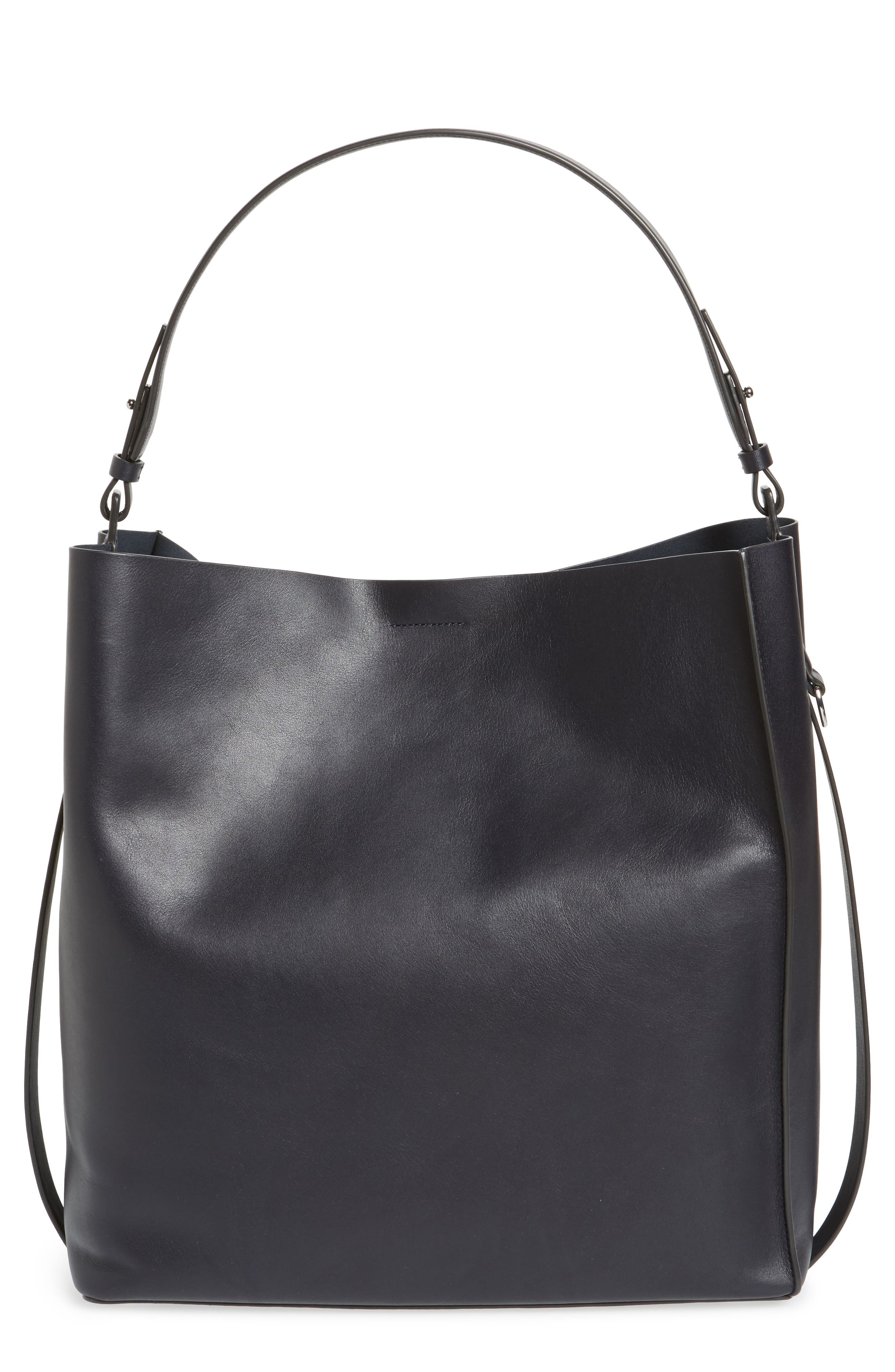 'Paradise North/South' Calfskin Leather Tote,                             Main thumbnail 9, color,