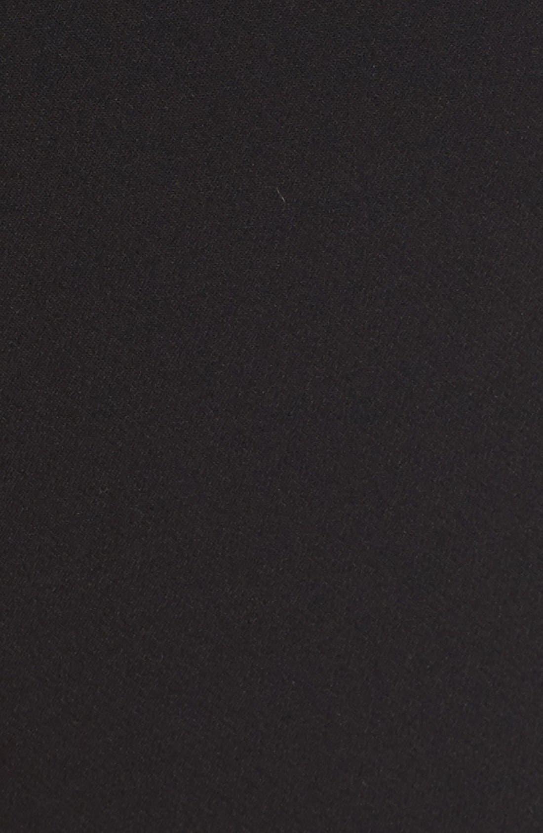 Scuba Pants,                             Alternate thumbnail 3, color,                             BLACK