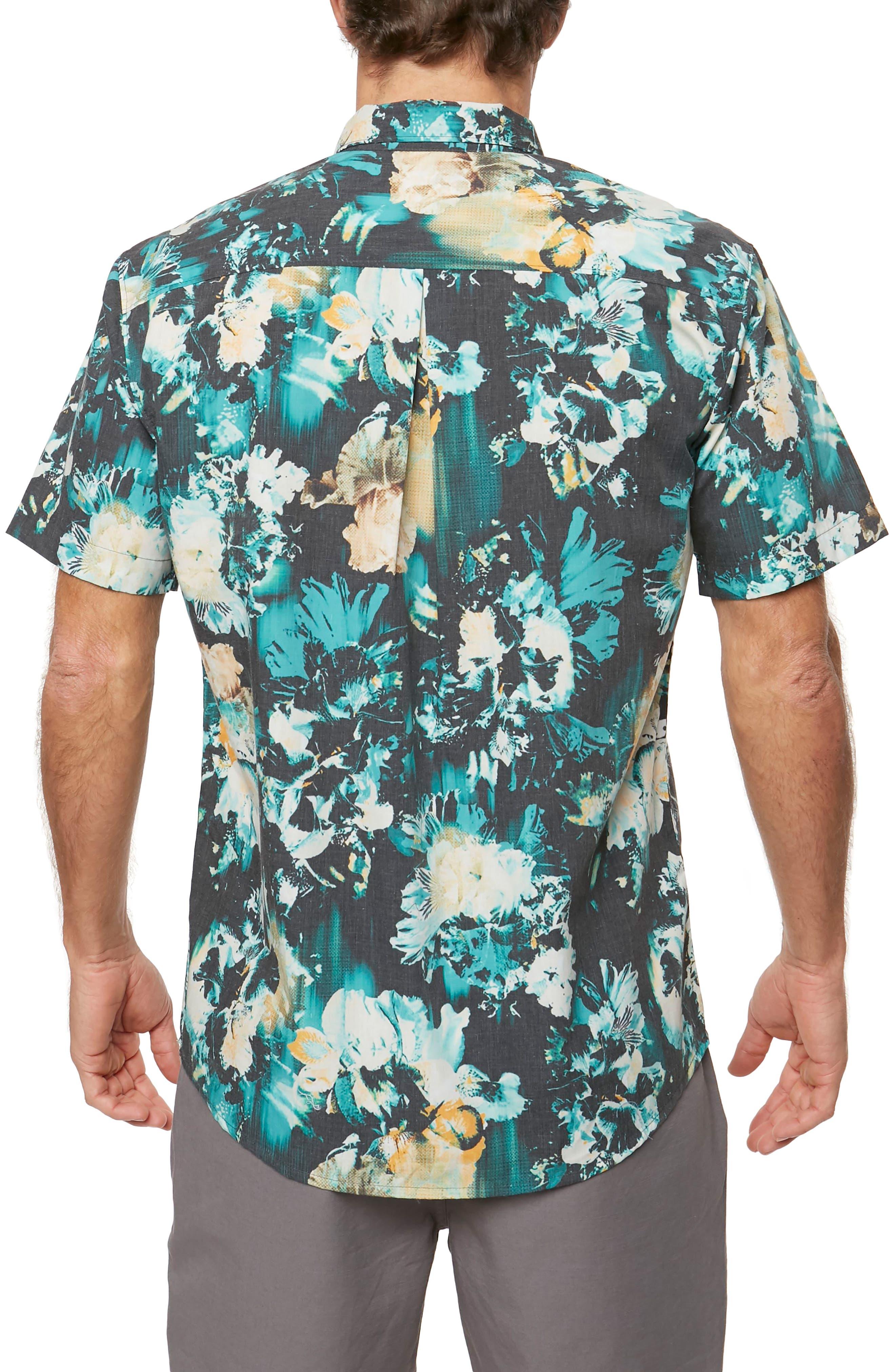 Perennial Woven Shirt,                             Alternate thumbnail 2, color,                             001
