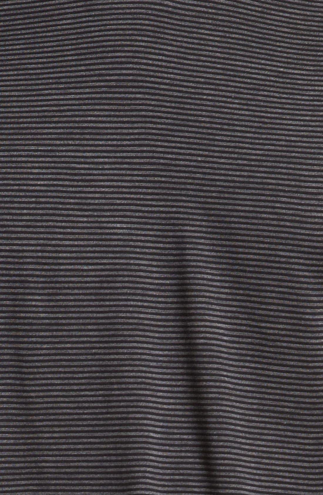Silk & Cotton V-Neck T-Shirt,                             Alternate thumbnail 3, color,                             429
